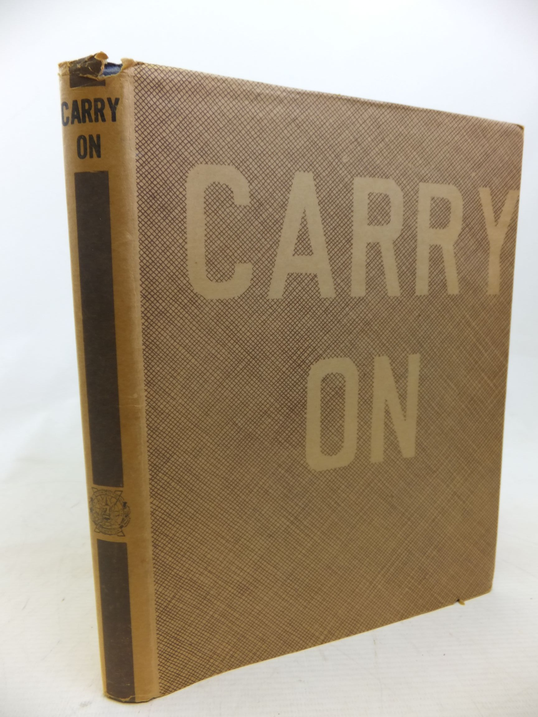 Photo of CARRY ON THE HISTORY OF THE TORONTO SCOTTISH REGIMENT (M.G.) 1939-1945 written by Grant, D.W. (STOCK CODE: 2115138)  for sale by Stella & Rose's Books