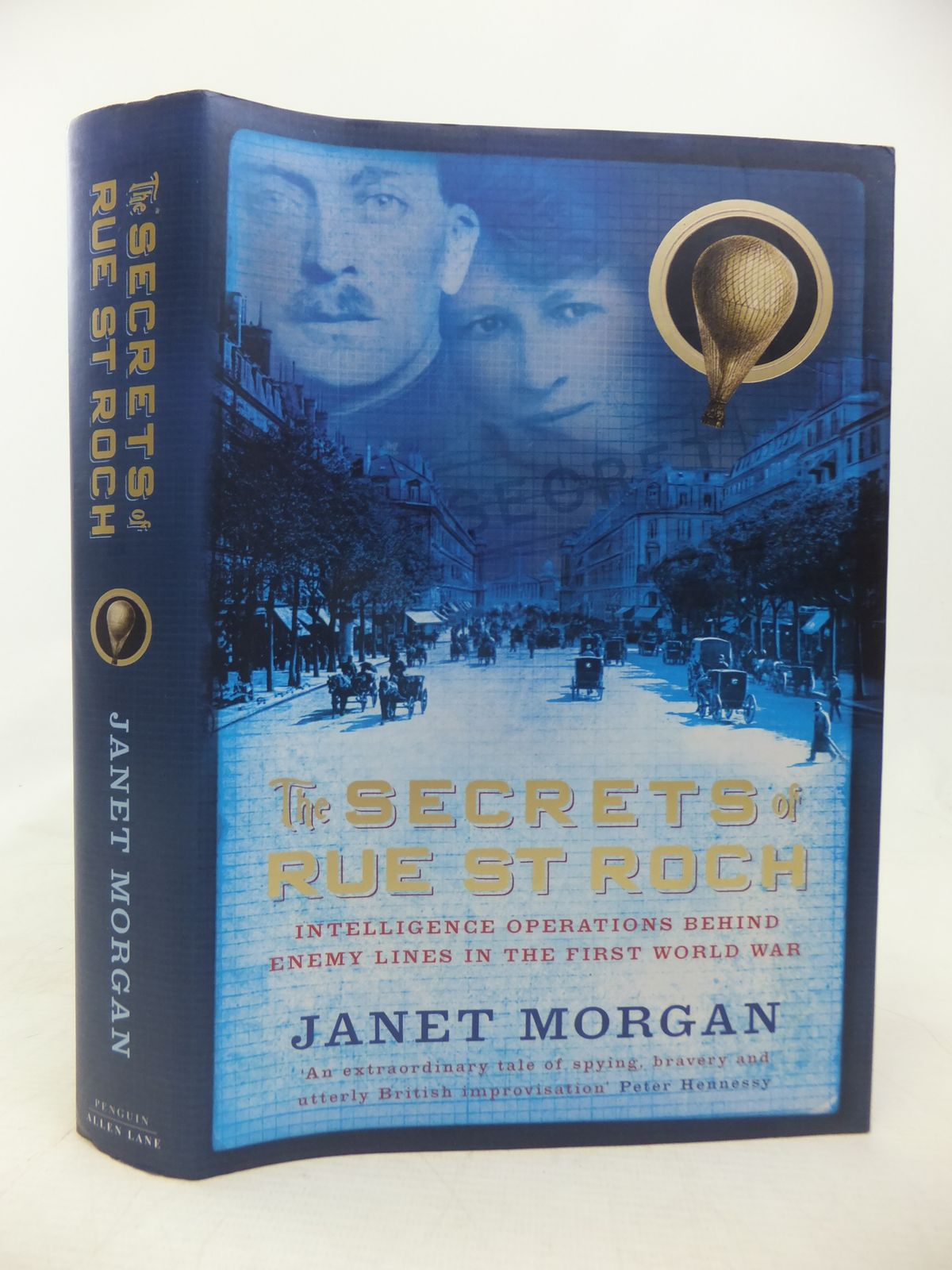 Photo of THE SECRETS OF RUE ST ROCH written by Morgan, Janet published by Allen Lane (STOCK CODE: 2115201)  for sale by Stella & Rose's Books