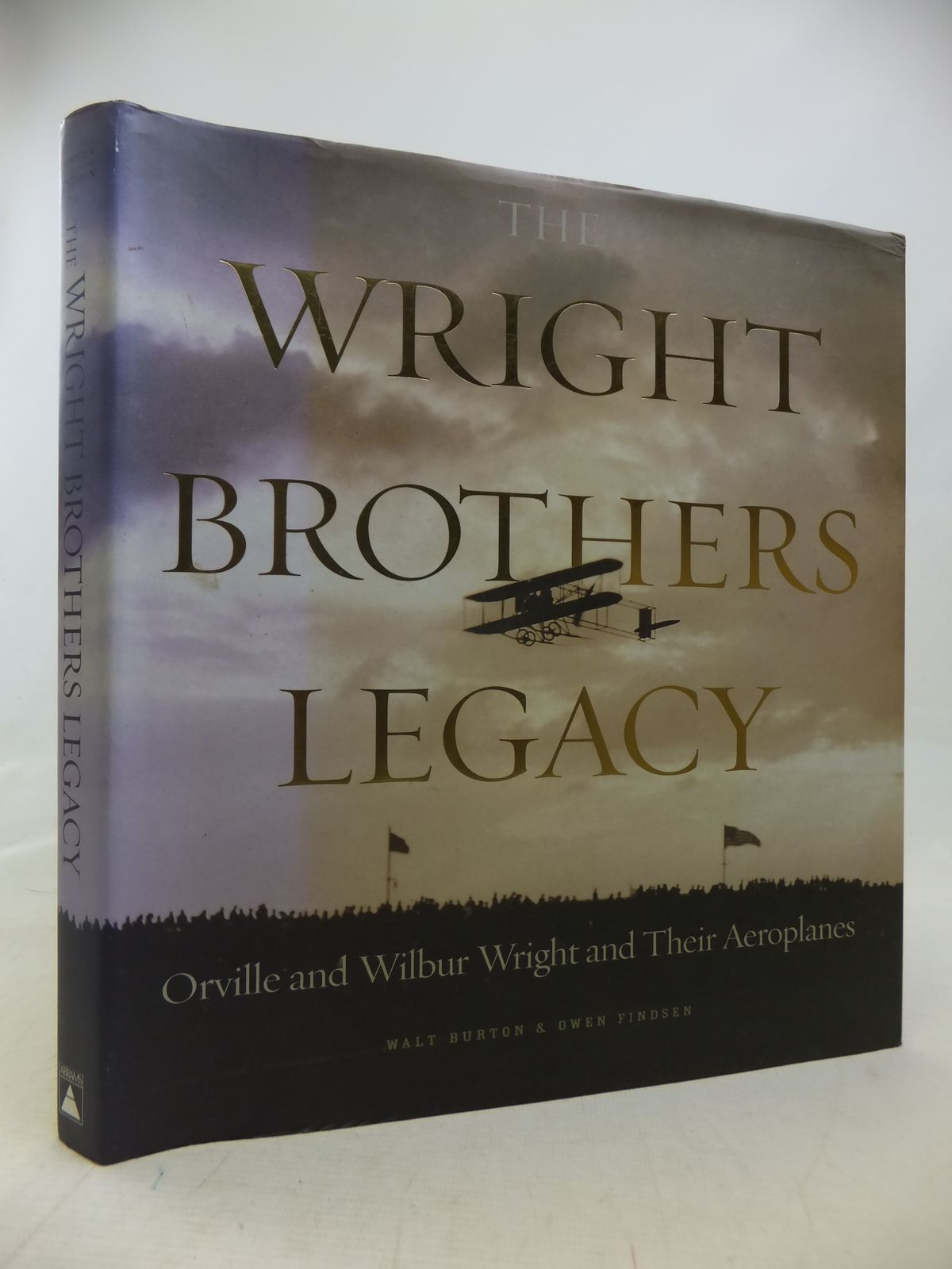 Photo of THE WRIGHT BROTHERS LEGACY written by Burton, Walt<br />Findsen, Owen published by Harry N. Abrams, Inc. (STOCK CODE: 2115300)  for sale by Stella & Rose's Books