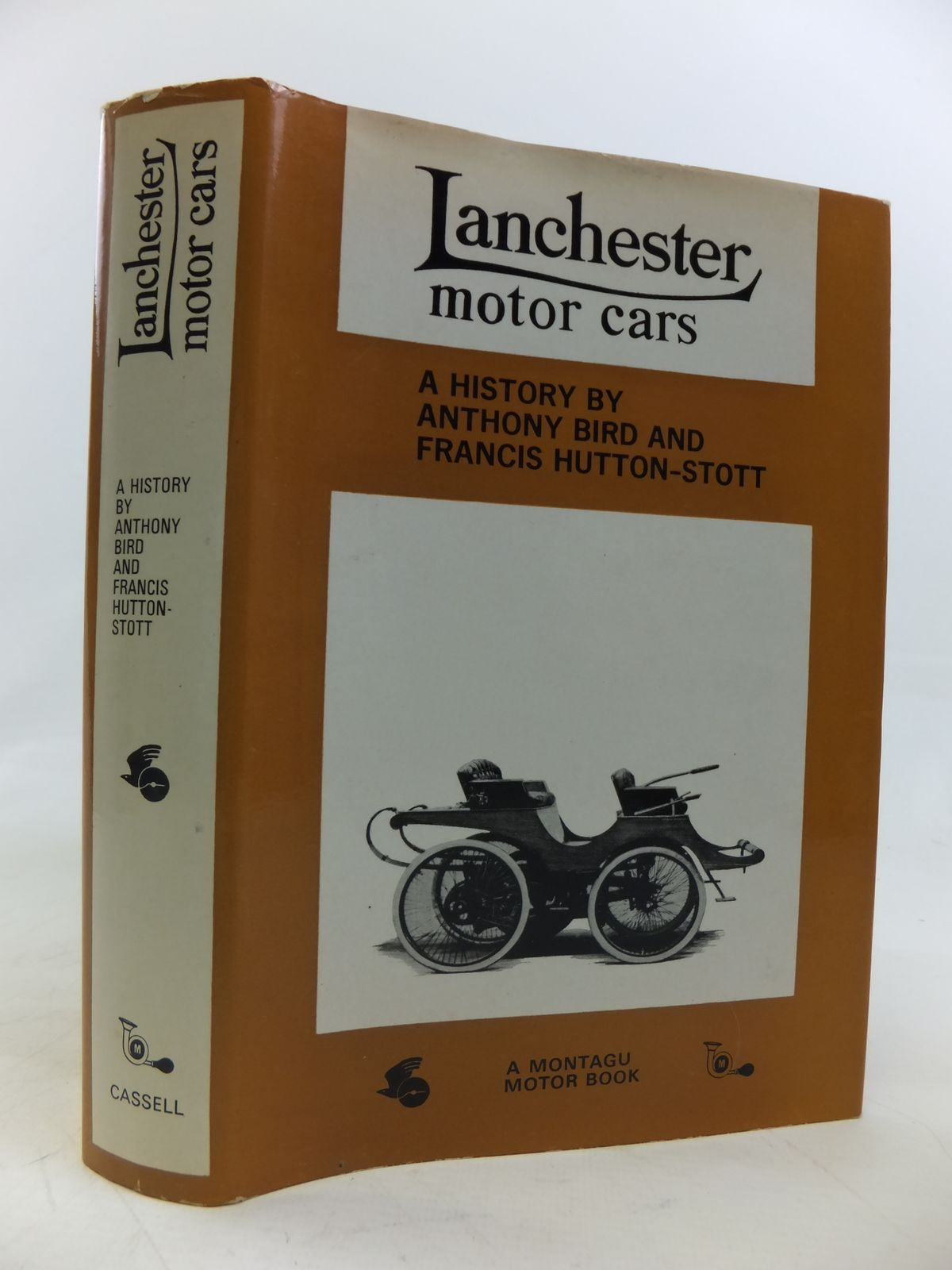 Photo of LANCHESTER MOTOR CARS written by Bird, Anthony<br />Hutton-Stott, Francis published by Cassell (STOCK CODE: 2115536)  for sale by Stella & Rose's Books