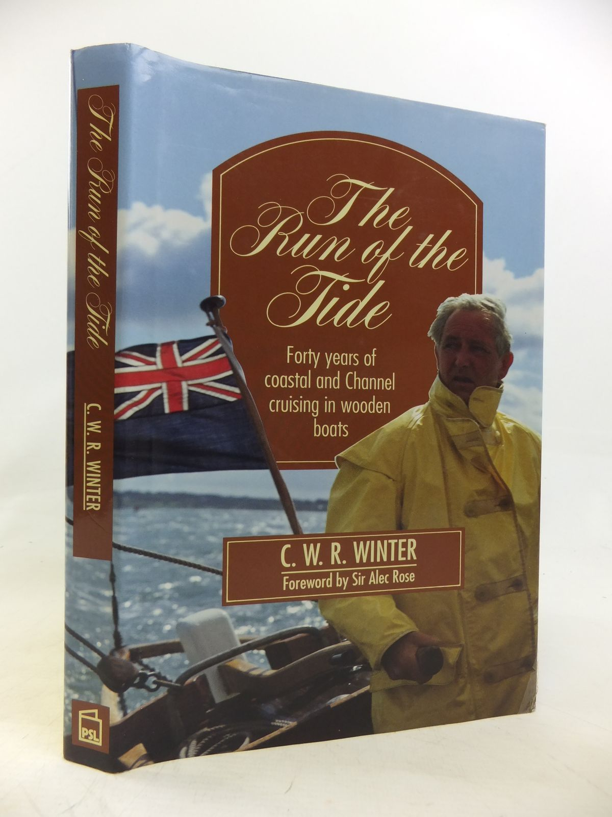Photo of THE RUN OF THE TIDE written by Winter, C.W.R. published by Patrick Stephens Limited (STOCK CODE: 2115575)  for sale by Stella & Rose's Books