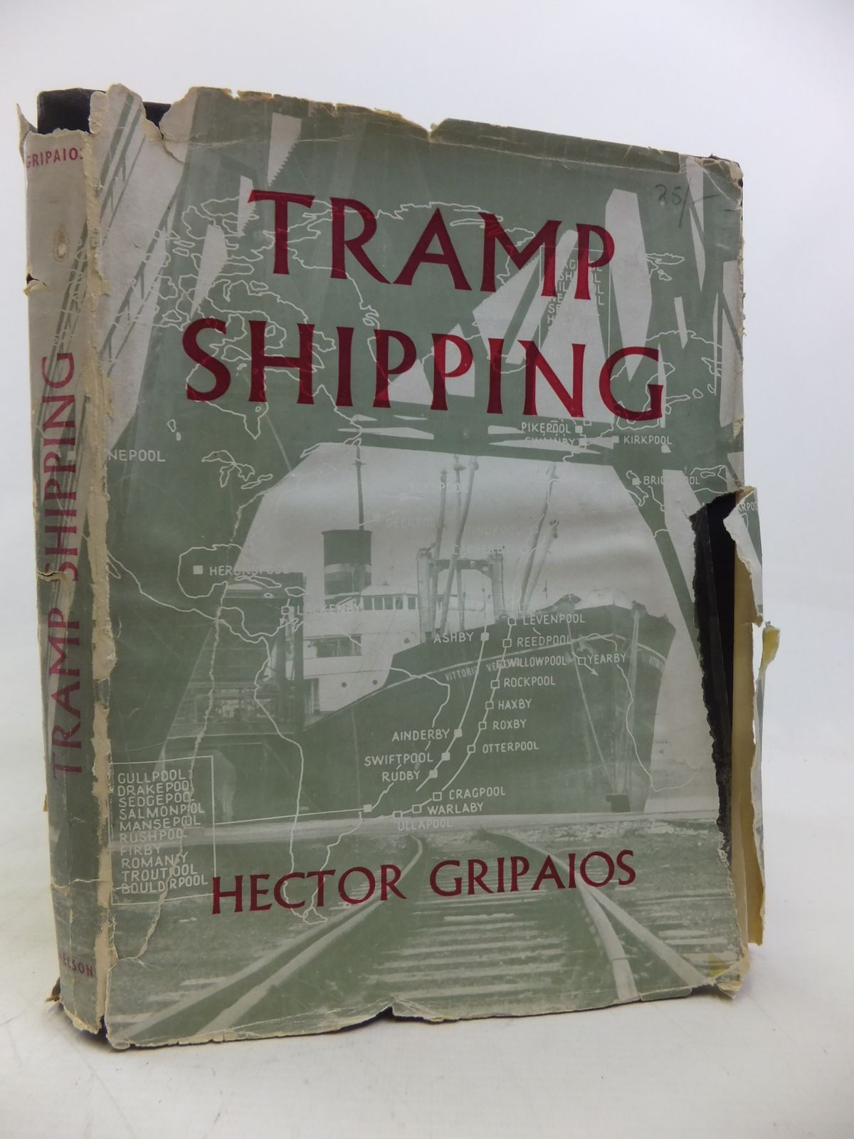 Photo of TRAMP SHIPPING written by Gripaios, Hector published by Thomas Nelson and Sons Ltd. (STOCK CODE: 2115670)  for sale by Stella & Rose's Books