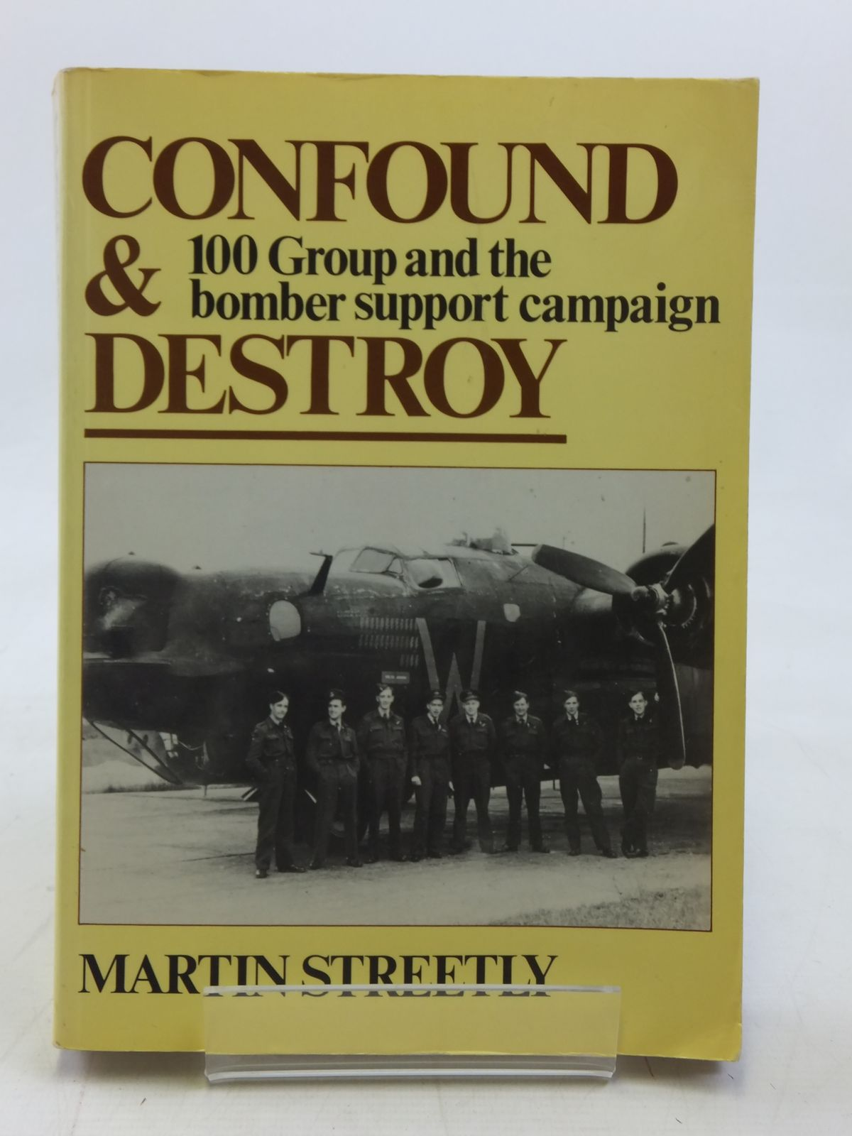 Photo of CONFOUND AND DESTROY written by Streetly, Martin published by Jane's Publishing Company (STOCK CODE: 2115731)  for sale by Stella & Rose's Books