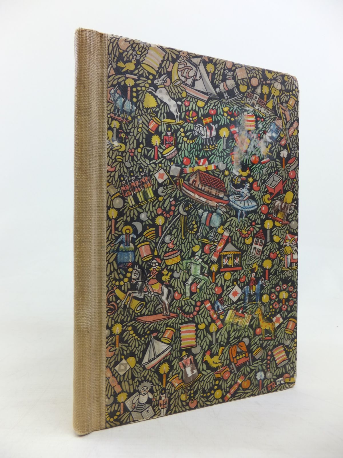 Photo of THE MYSTERIOUS TOYSHOP written by Beaumont, Cyril W. illustrated by Payne, Wyndham published by C.W. Beaumont (STOCK CODE: 2115760)  for sale by Stella & Rose's Books