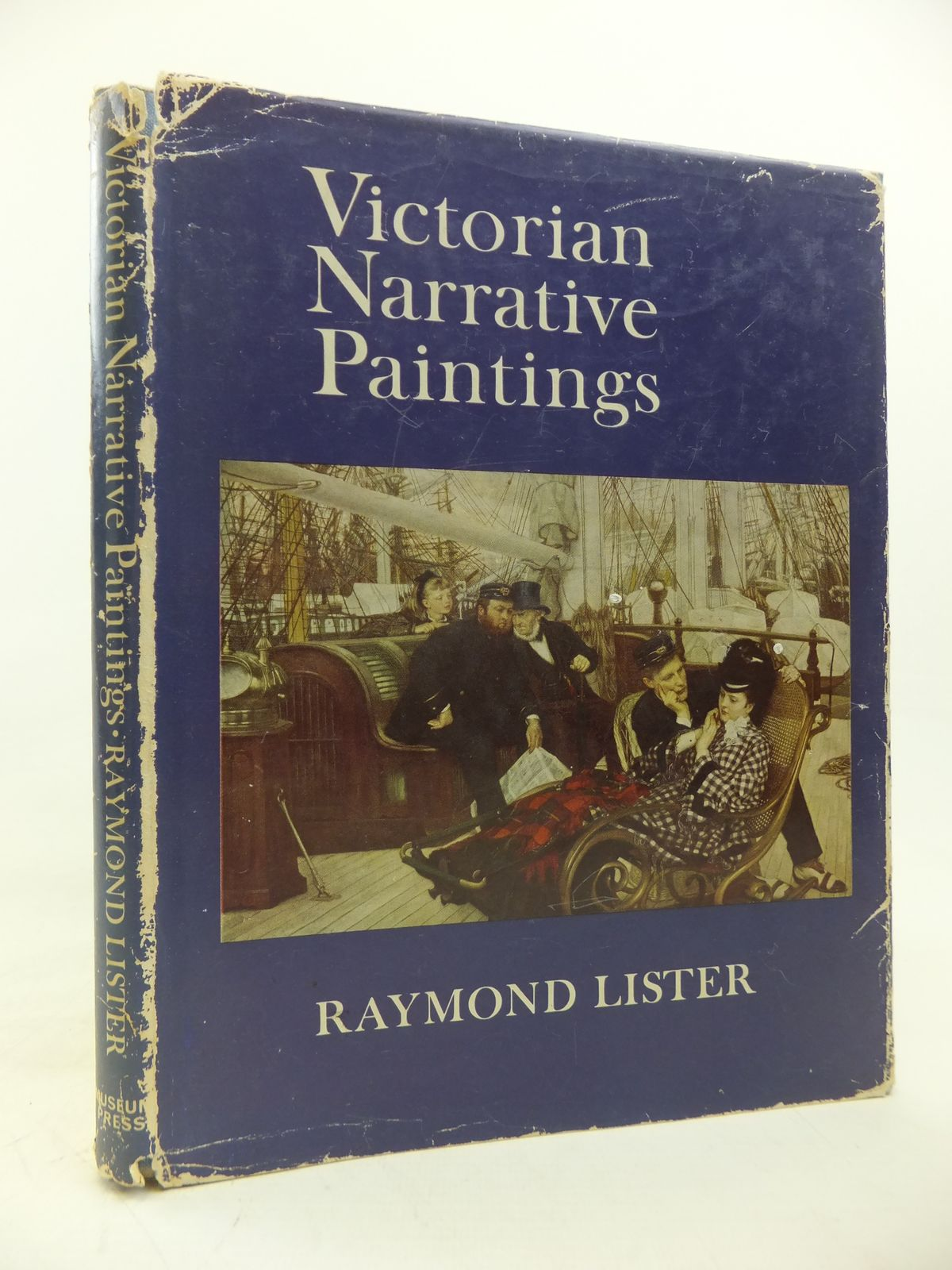 Photo of VICTORIAN NARRATIVE PAINTINGS written by Lister, Raymond published by Museum Press Limited (STOCK CODE: 2115811)  for sale by Stella & Rose's Books