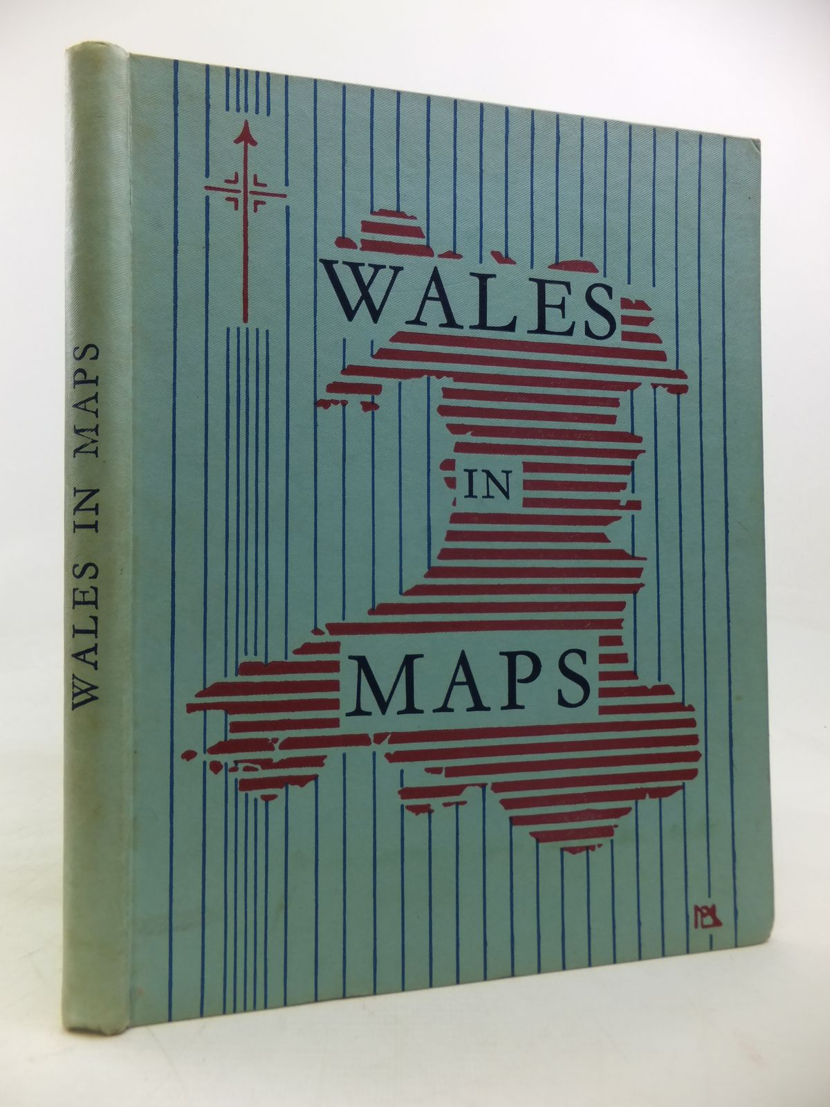 Photo of WALES IN MAPS written by Davies, Margaret published by University of Wales (STOCK CODE: 2115818)  for sale by Stella & Rose's Books