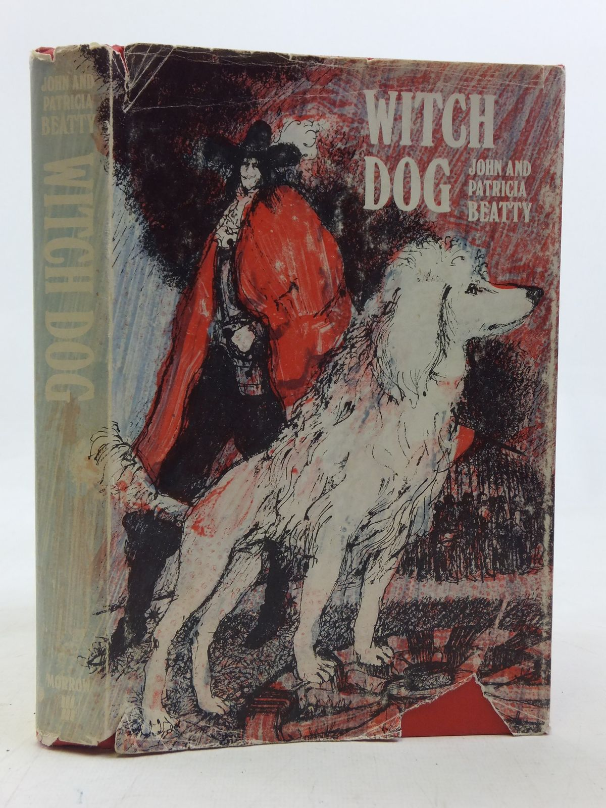 Photo of WITCH DOG written by Beatty, John<br />Beatty, Patricia published by Morrow Junior Books (STOCK CODE: 2115849)  for sale by Stella & Rose's Books