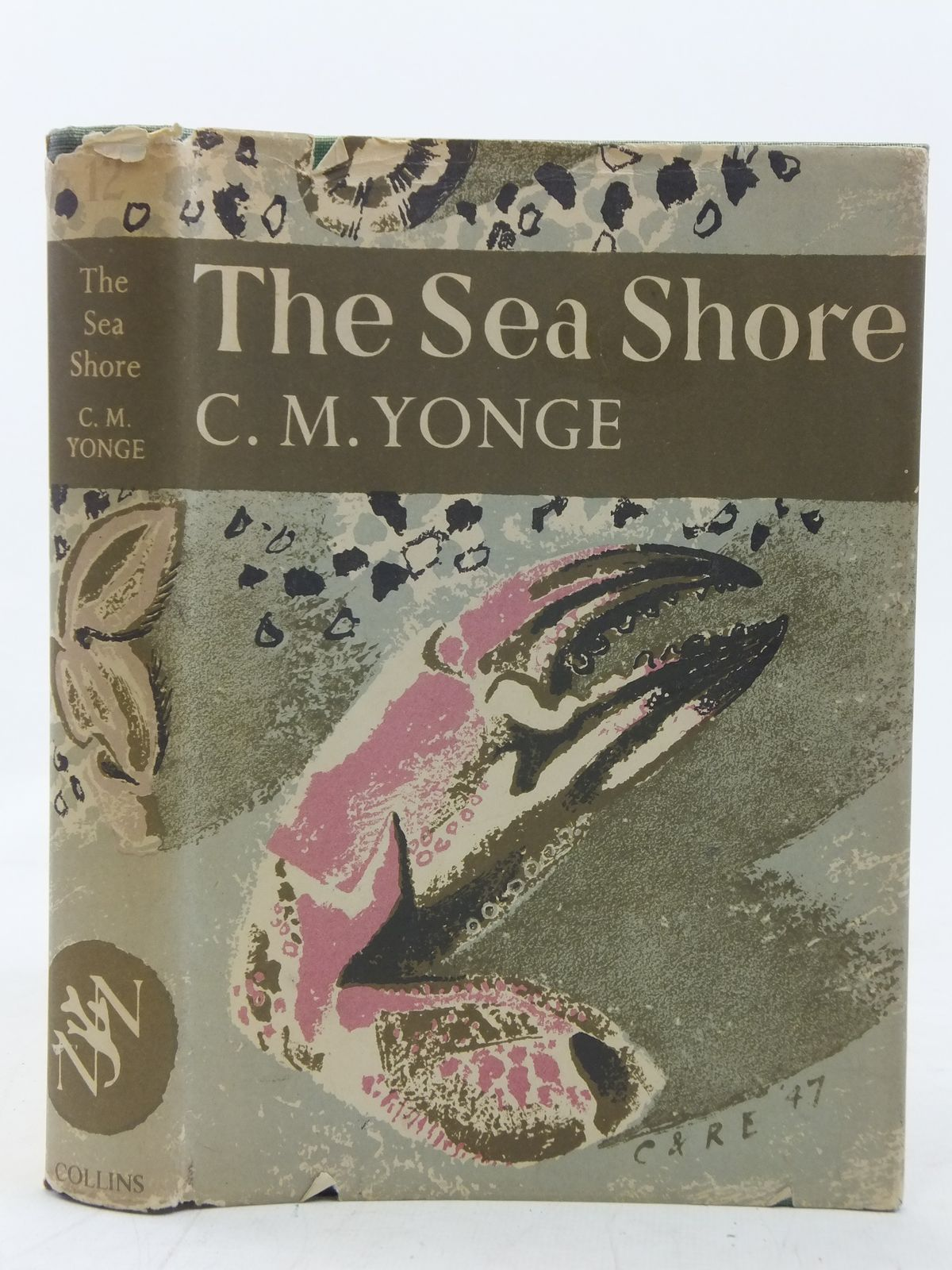 Photo of THE SEA SHORE (NN 12) written by Yonge, C.M. published by Collins (STOCK CODE: 2115928)  for sale by Stella & Rose's Books