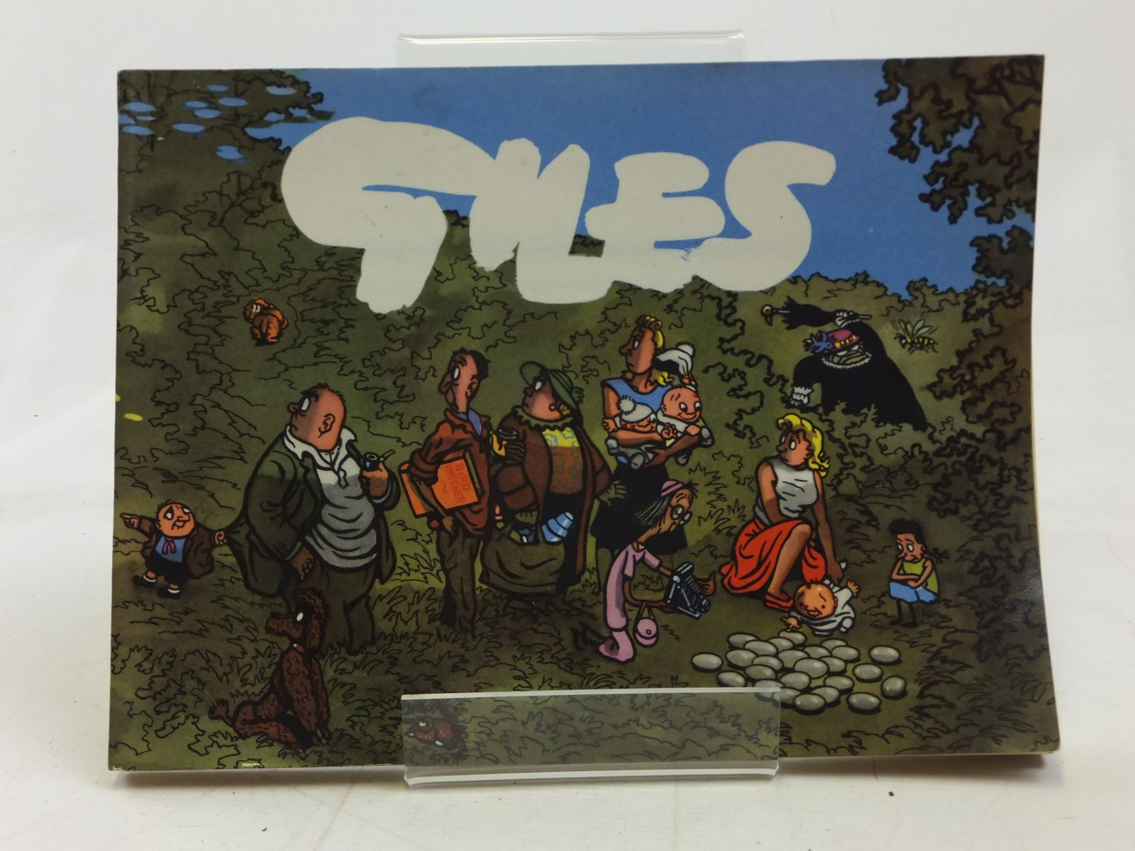 Photo of GILES No. 10 written by Giles,  illustrated by Giles,  published by Daily Express (STOCK CODE: 2115970)  for sale by Stella & Rose's Books