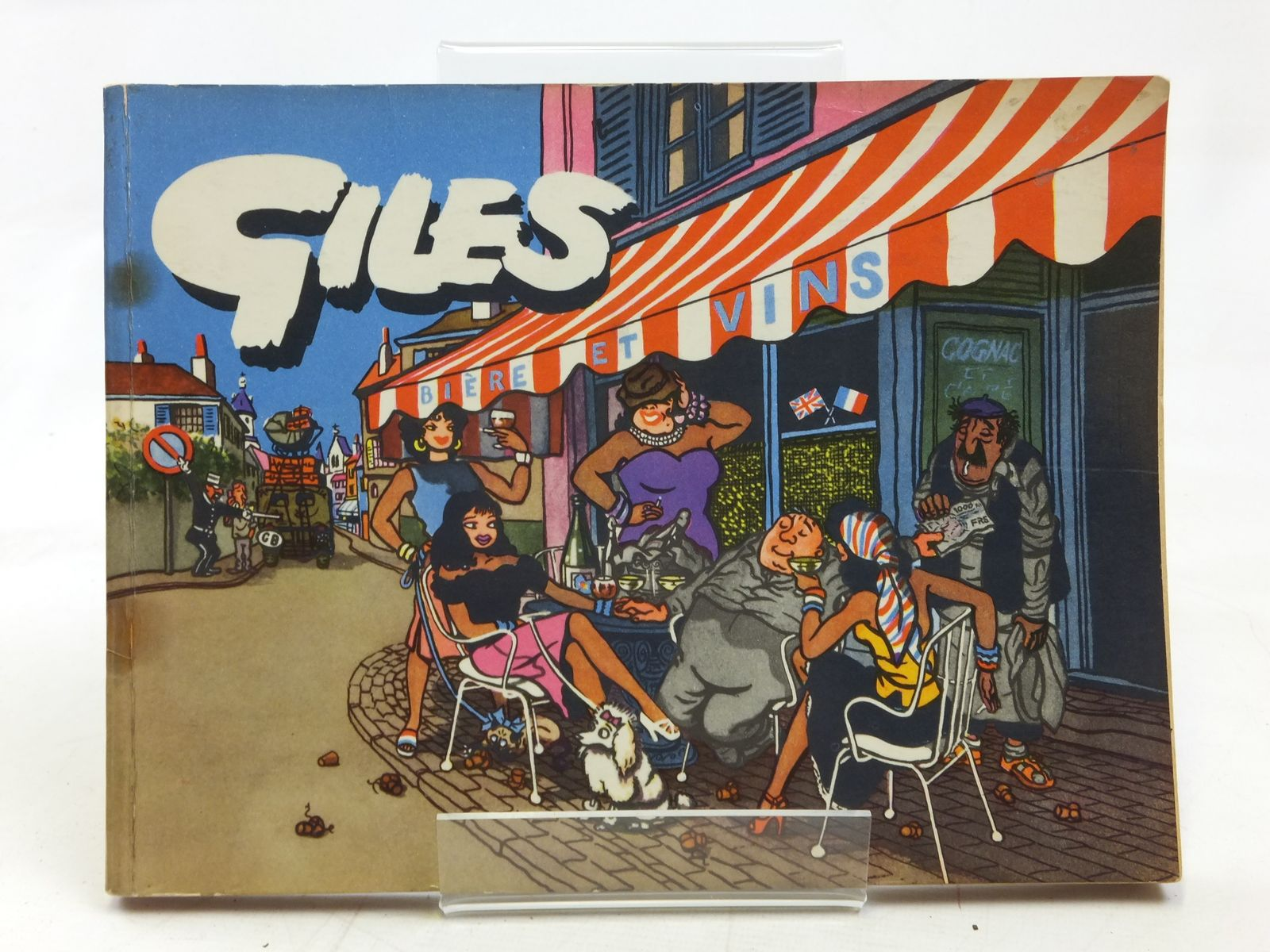Photo of GILES No. 9 written by Giles,  illustrated by Giles,  published by Daily Express (STOCK CODE: 2115972)  for sale by Stella & Rose's Books