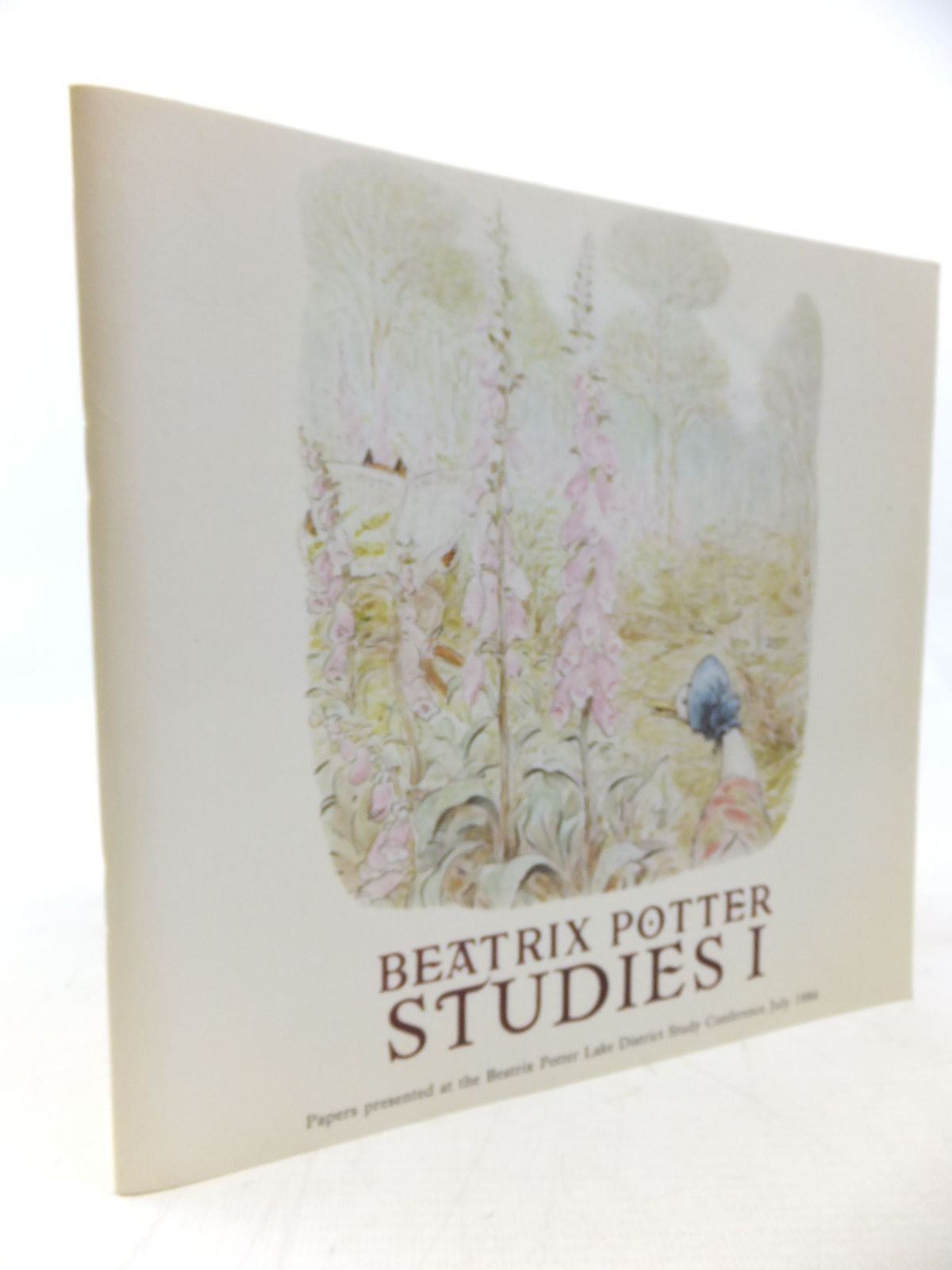 Photo of BEATRIX POTTER STUDIES I written by Pritchard, Jane<br />Riddle, Brian published by The Beatrix Potter Society (STOCK CODE: 2116013)  for sale by Stella & Rose's Books