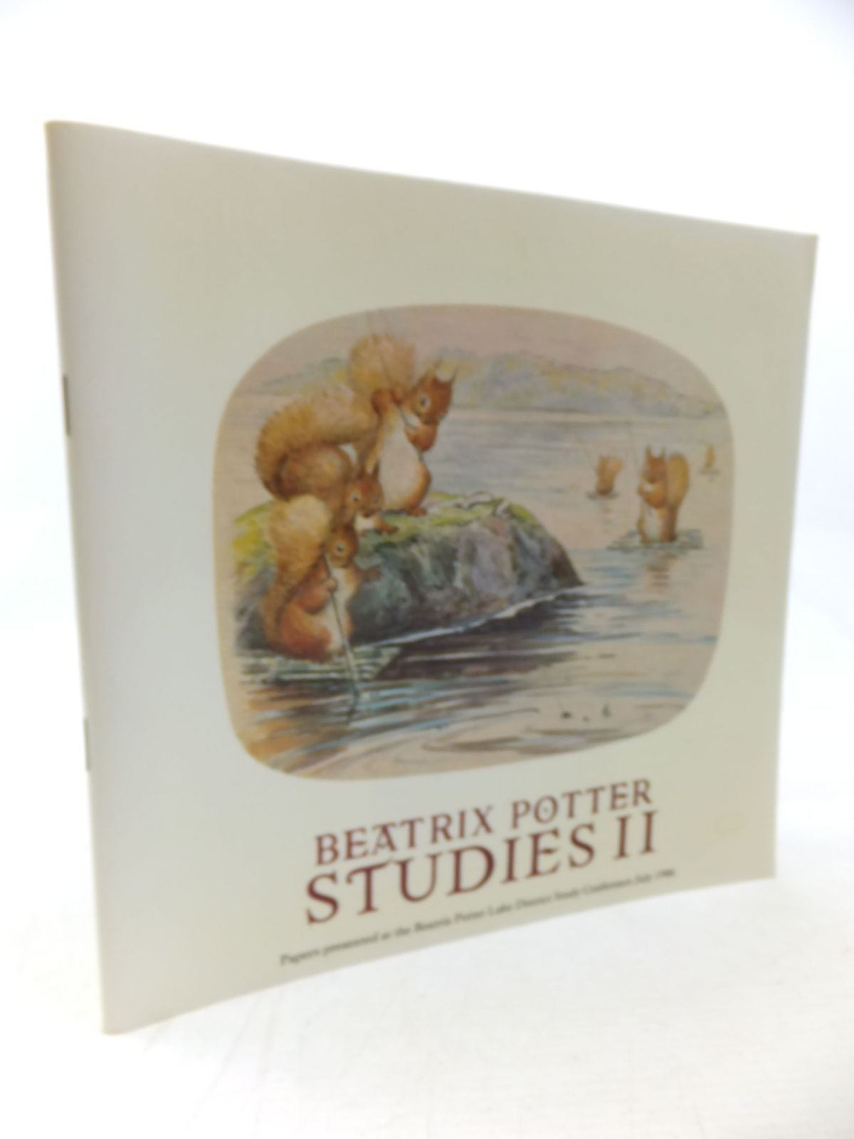 Photo of BEATRIX POTTER STUDIES II written by Riddle, Brian published by The Beatrix Potter Society (STOCK CODE: 2116014)  for sale by Stella & Rose's Books