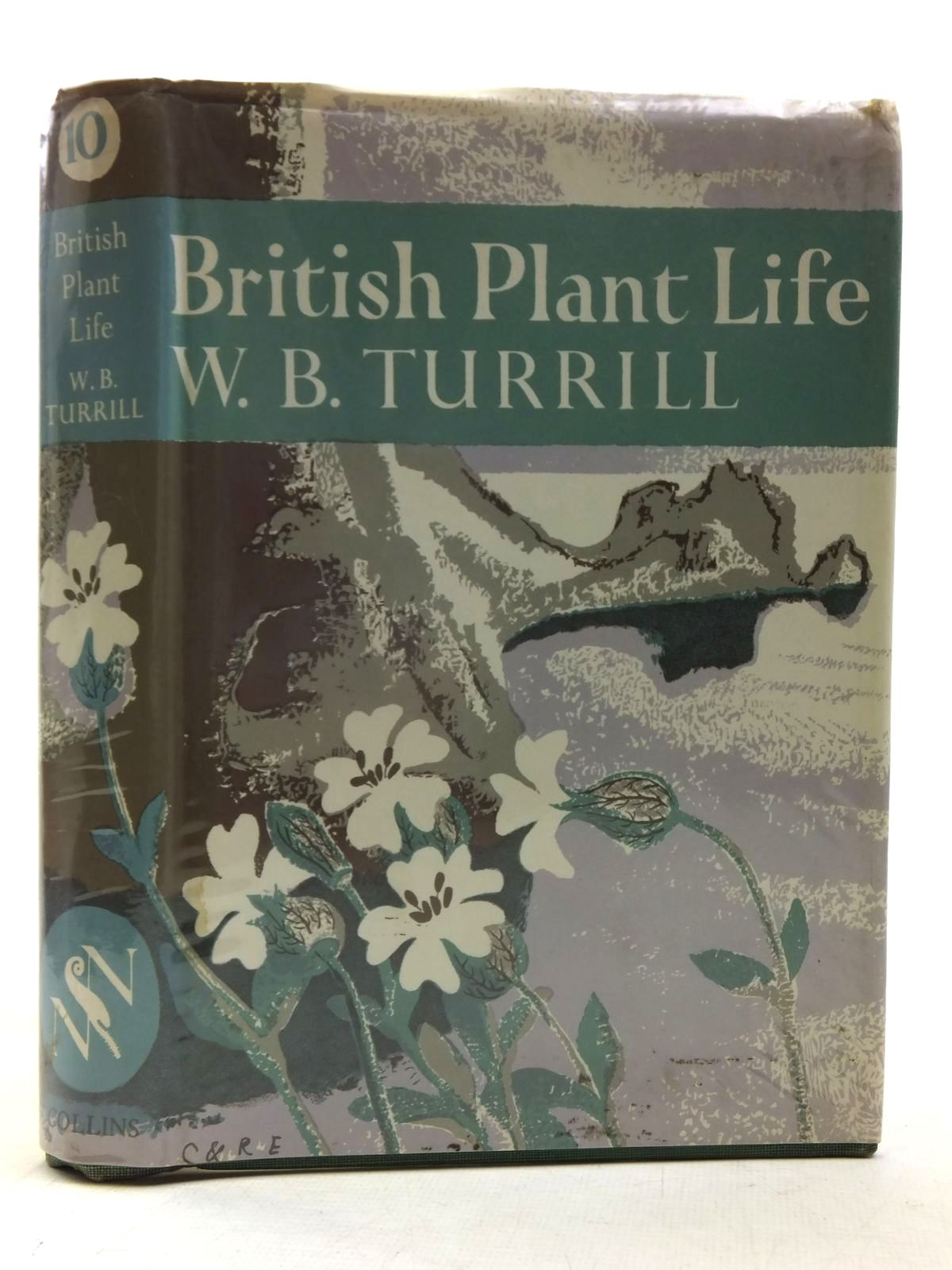 Photo of BRITISH PLANT LIFE (NN 10)- Stock Number: 2116169