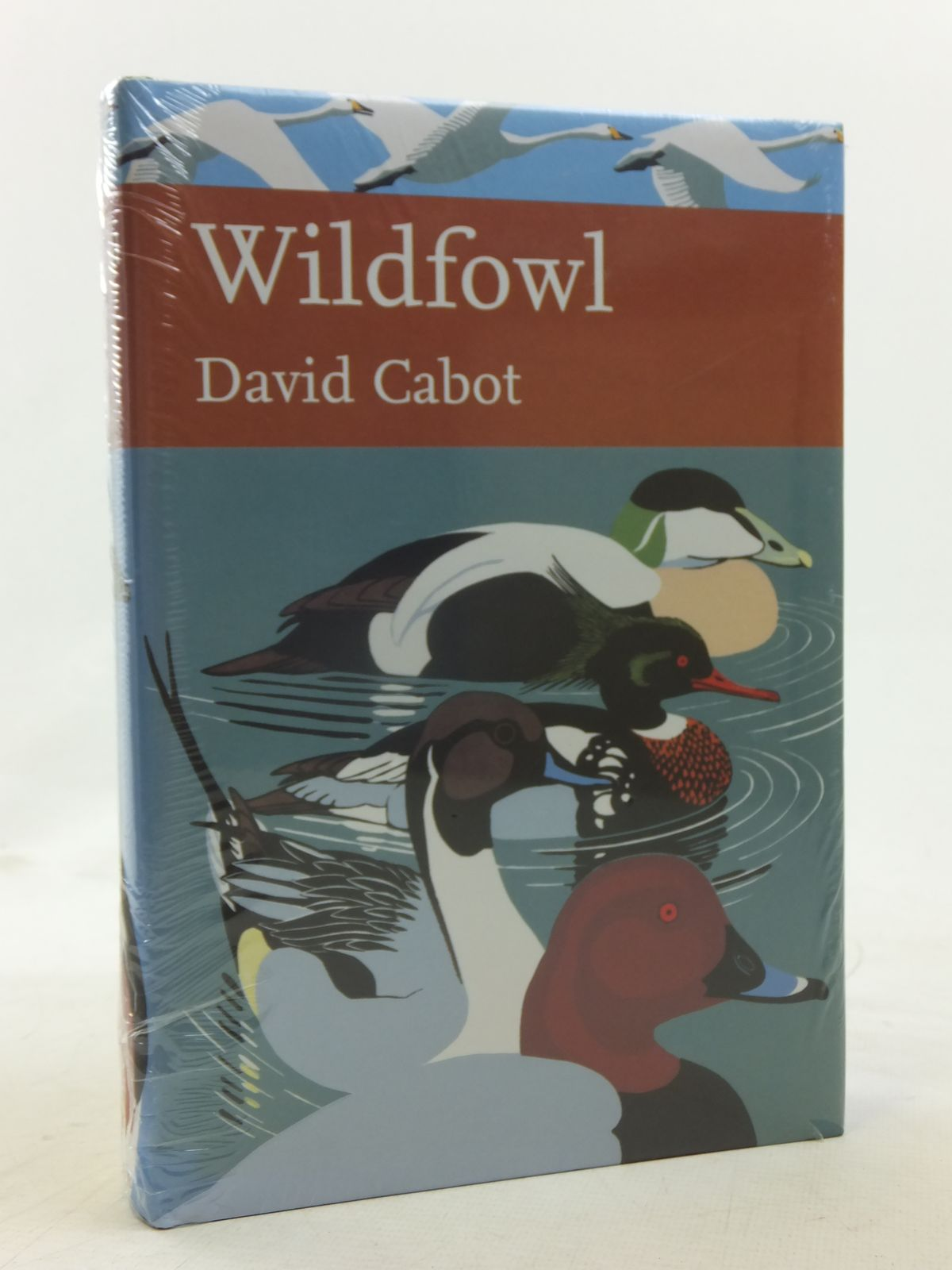 Photo of WILDFOWL (NN 110) written by Cabot, David published by Collins (STOCK CODE: 2116207)  for sale by Stella & Rose's Books
