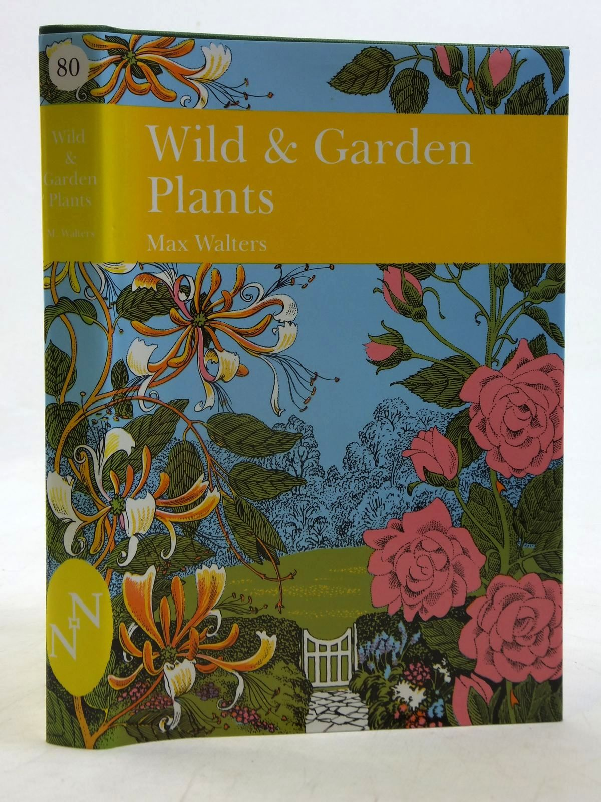 Photo of WILD & GARDEN PLANTS (NN 80) written by Walters, Max published by Collins (STOCK CODE: 2116215)  for sale by Stella & Rose's Books