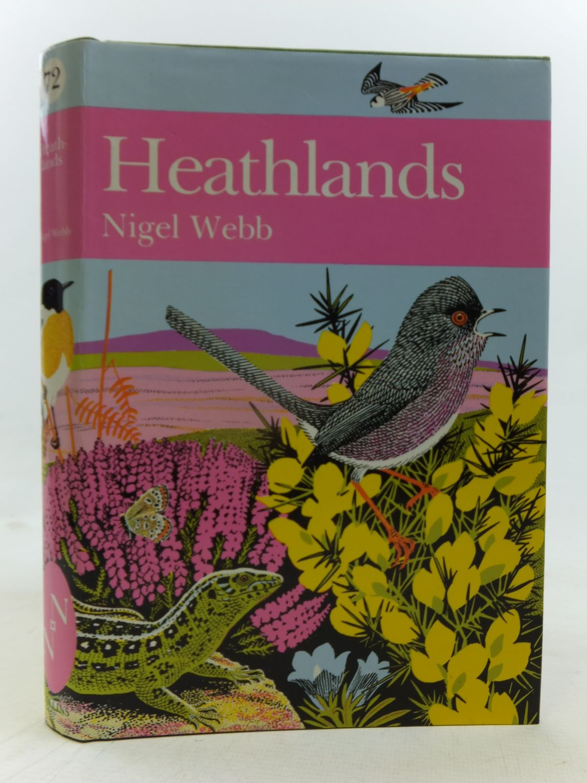 Photo of HEATHLANDS (NN 72) written by Webb, Nigel published by Collins (STOCK CODE: 2116226)  for sale by Stella & Rose's Books
