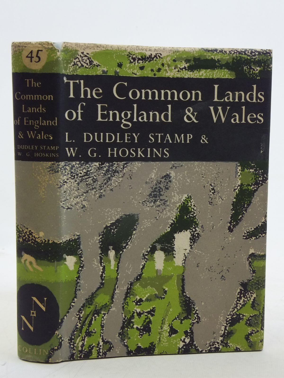 Photo of THE COMMON LANDS OF ENGLAND AND WALES (NN 45)