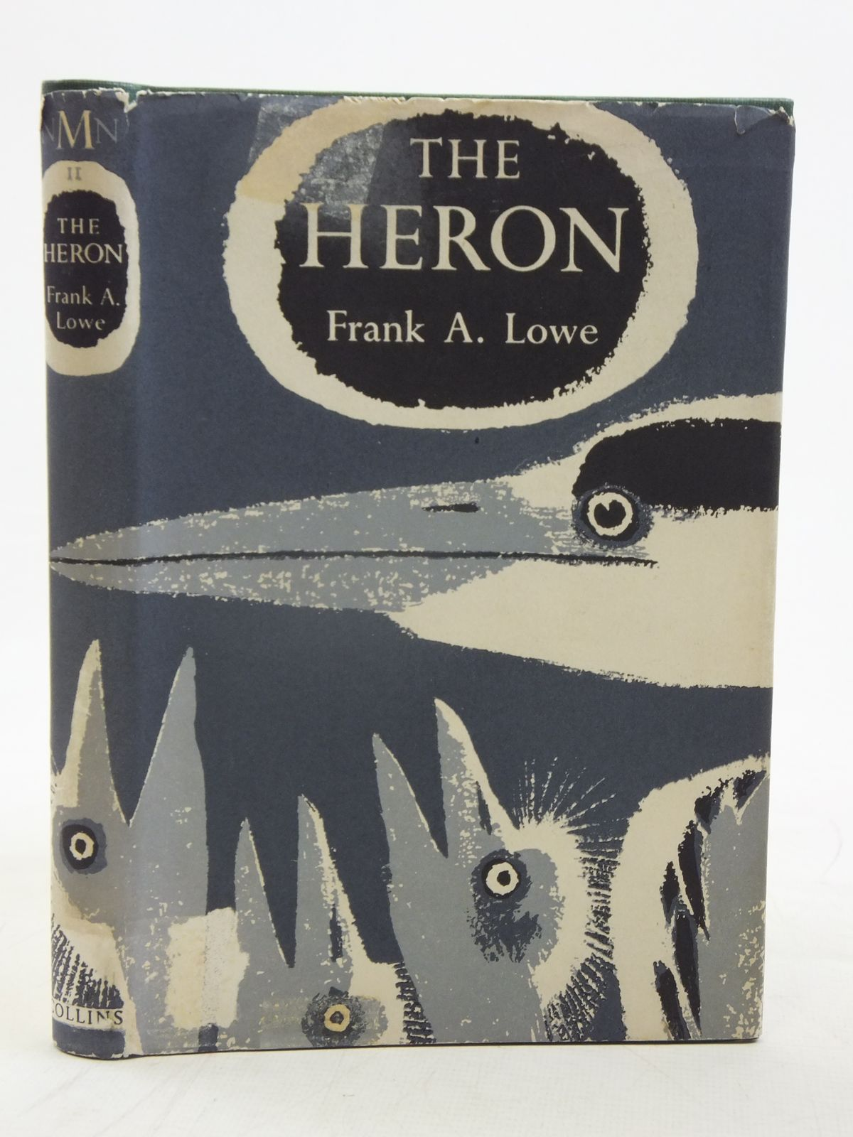 Photo of THE HERON (NMN 11) written by Lowe, Frank A. published by Collins (STOCK CODE: 2116251)  for sale by Stella & Rose's Books
