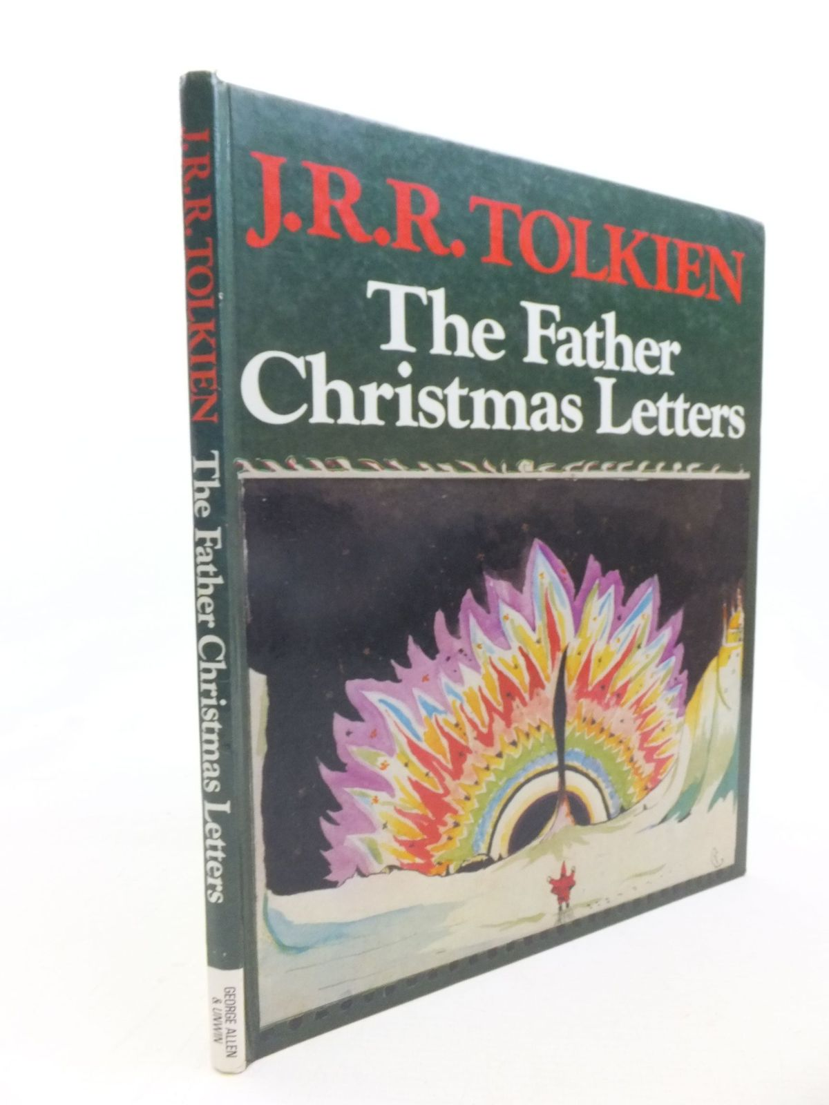 The father christmas letters written by tolkien jrr stock code the father christmas letters written by tolkien jrr stock code 2116307 stella roses books spiritdancerdesigns Choice Image