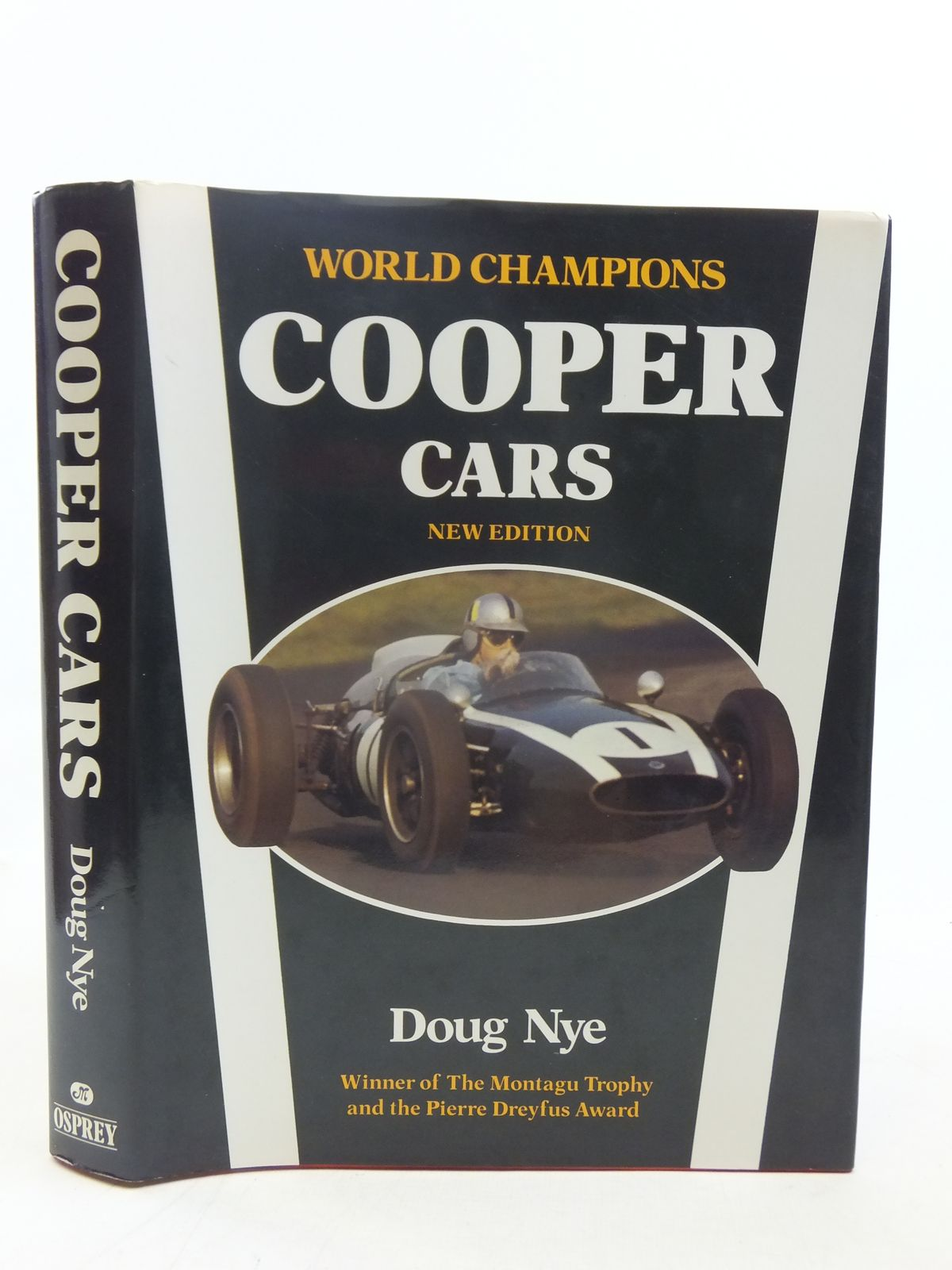 Photo of COOPER CARS written by Nye, Doug published by Osprey Publishing (STOCK CODE: 2116425)  for sale by Stella & Rose's Books