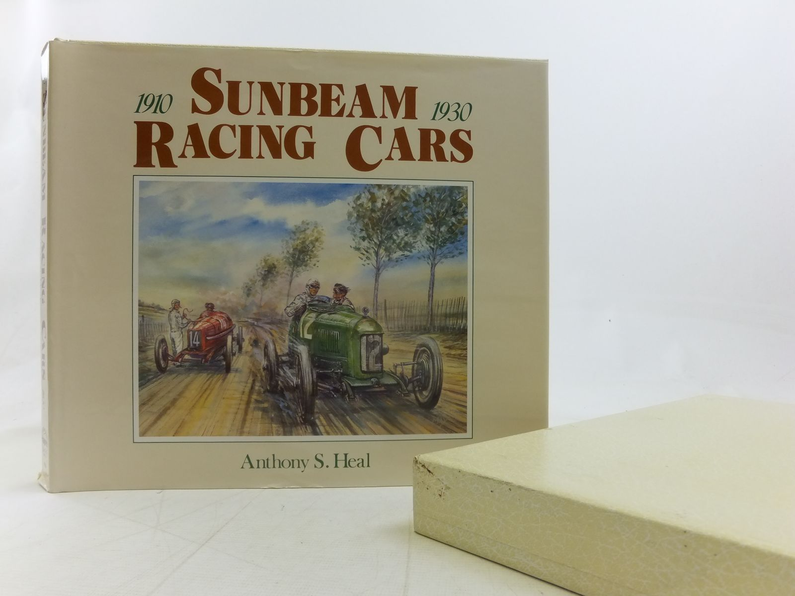 Photo of SUNBEAM RACING CARS 1910-1930 written by Heal, Anthony S. published by Haynes Publishing Group (STOCK CODE: 2116439)  for sale by Stella & Rose's Books