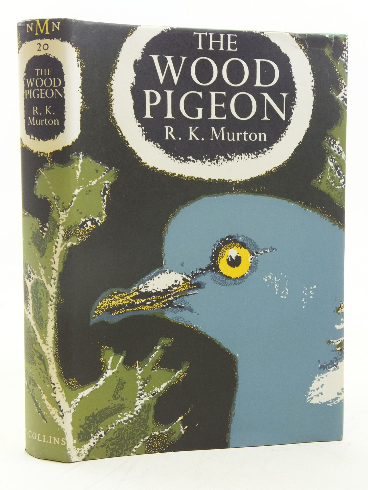 Photo of THE WOOD-PIGEON (NMN 20) written by Murton, R.K. published by Collins (STOCK CODE: 2116584)  for sale by Stella & Rose's Books