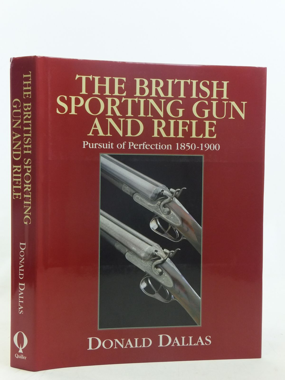 Photo of THE BRITISH SPORTING GUN AND RIFLE written by Dallas, Donald published by Quiller (STOCK CODE: 2116609)  for sale by Stella & Rose's Books