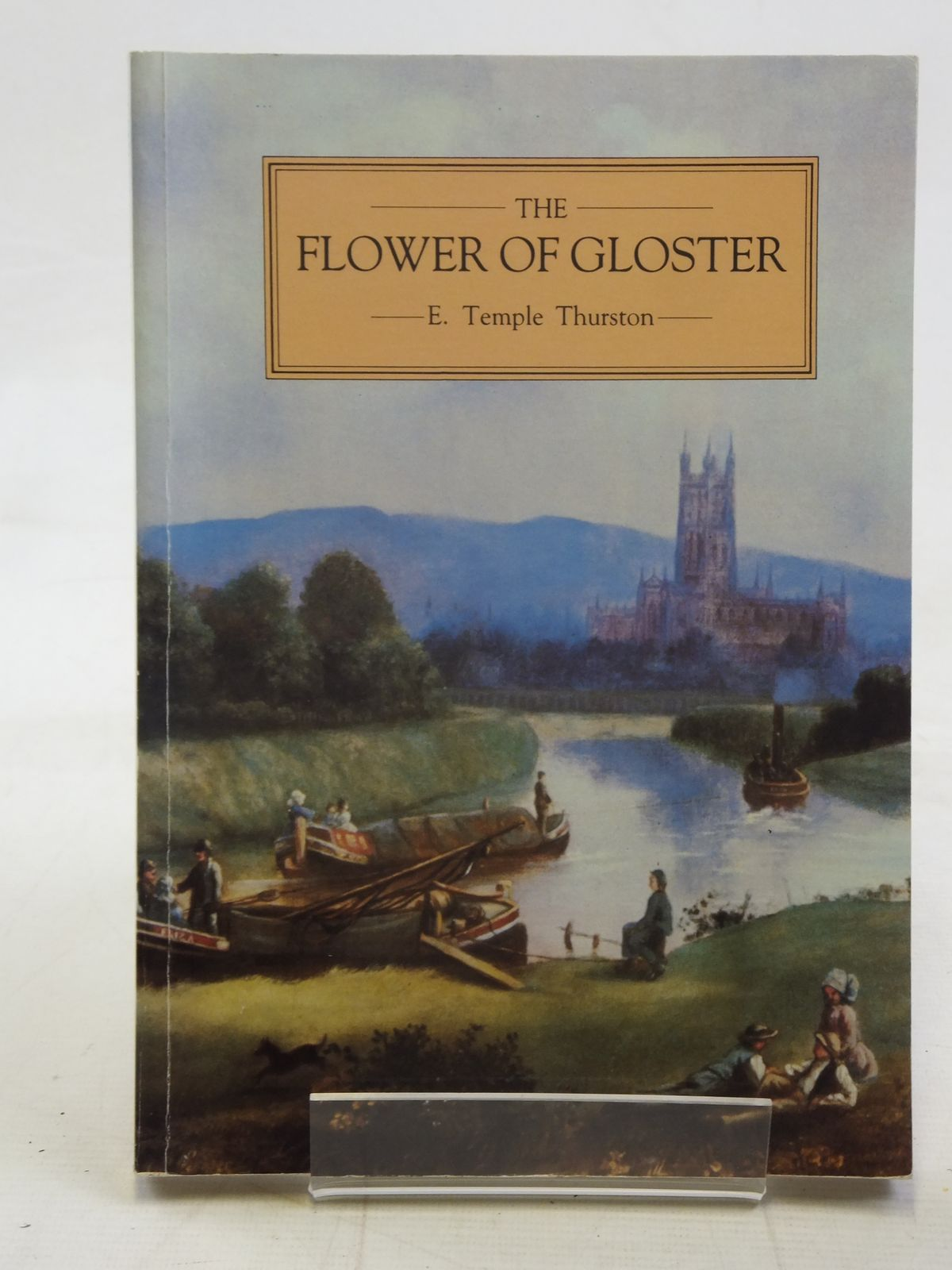 Photo of THE FLOWER OF GLOSTER written by Thurston, E. Temple published by Alan Sutton (STOCK CODE: 2116643)  for sale by Stella & Rose's Books