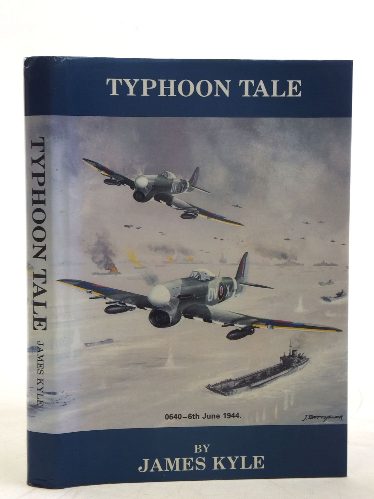 Photo of TYPHOON TALE written by Kyle, James published by Biggar & Co. (publishers) Ltd. (STOCK CODE: 2116650)  for sale by Stella & Rose's Books