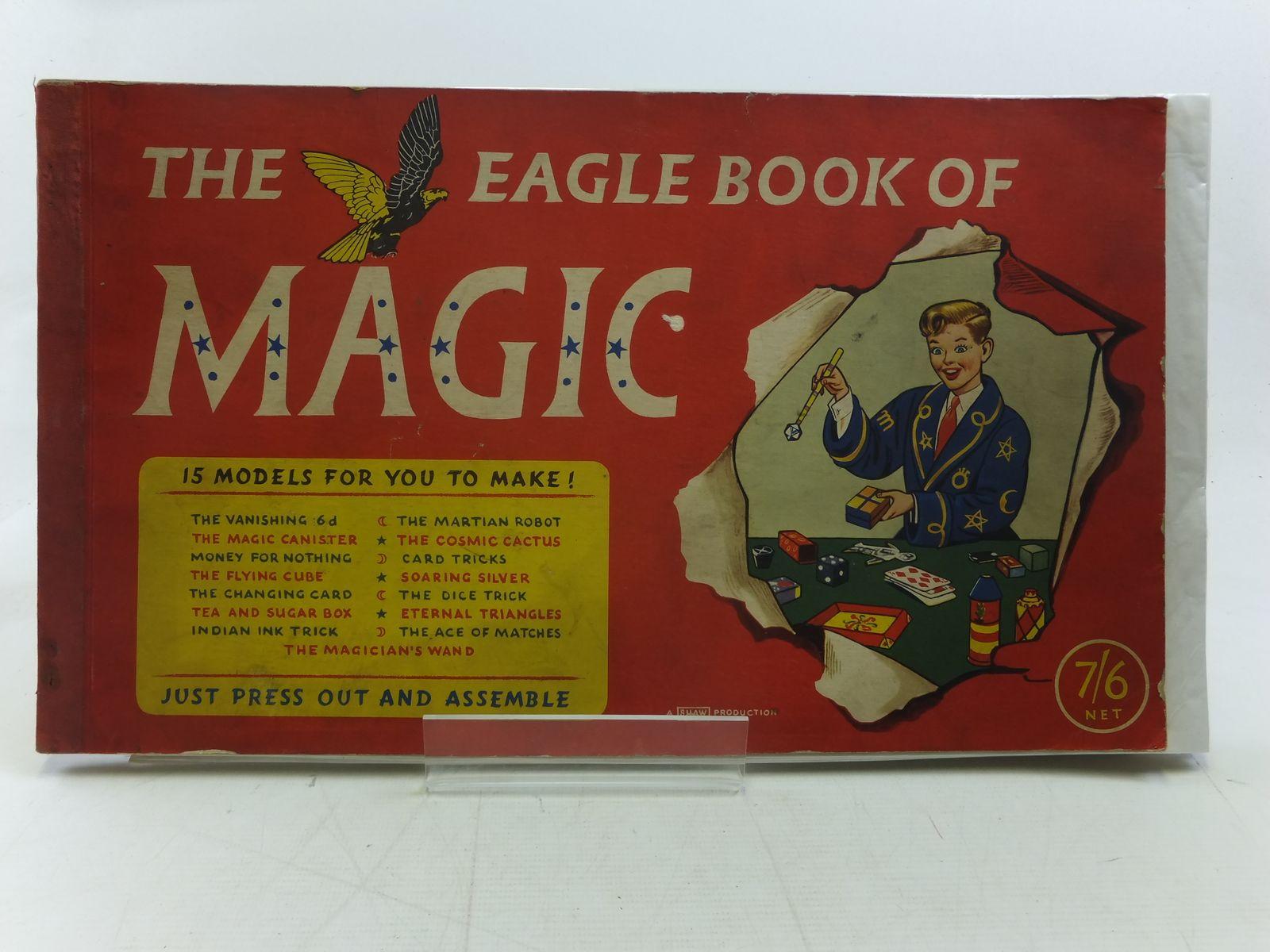 Photo of THE EAGLE BOOK OF MAGIC
