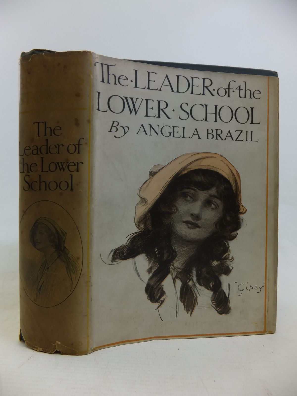 Photo of THE LEADER OF THE LOWER SCHOOL written by Brazil, Angela illustrated by Campbell, John published by Blackie & Son Ltd. (STOCK CODE: 2116773)  for sale by Stella & Rose's Books