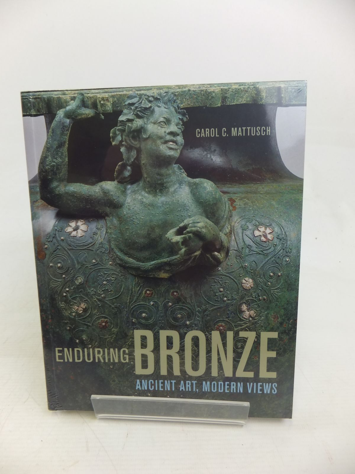 Photo of ENDURING BRONZE ANCIENT ART, MODERN VIEWS written by Mattusch, Carol C. published by Getty Publications (STOCK CODE: 2116798)  for sale by Stella & Rose's Books
