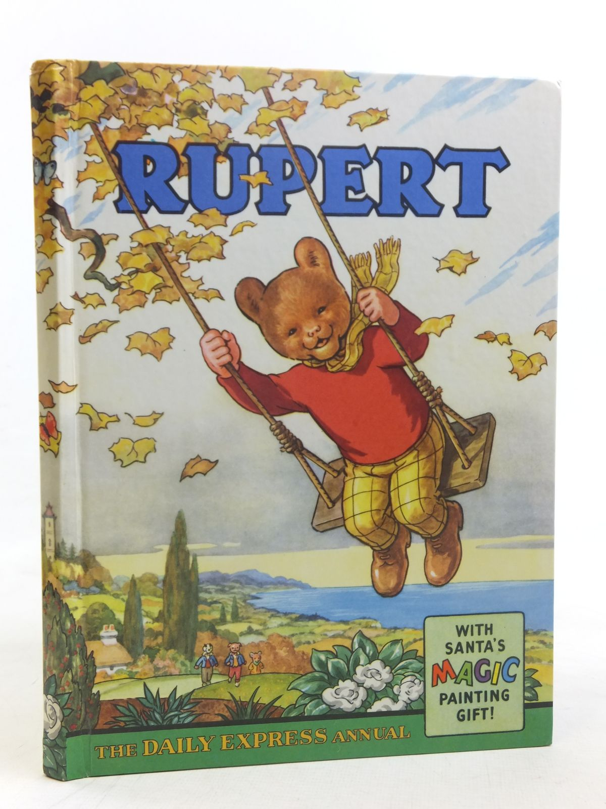 Photo of RUPERT ANNUAL 1961 written by Bestall, Alfred illustrated by Bestall, Alfred published by Daily Express (STOCK CODE: 2116838)  for sale by Stella & Rose's Books