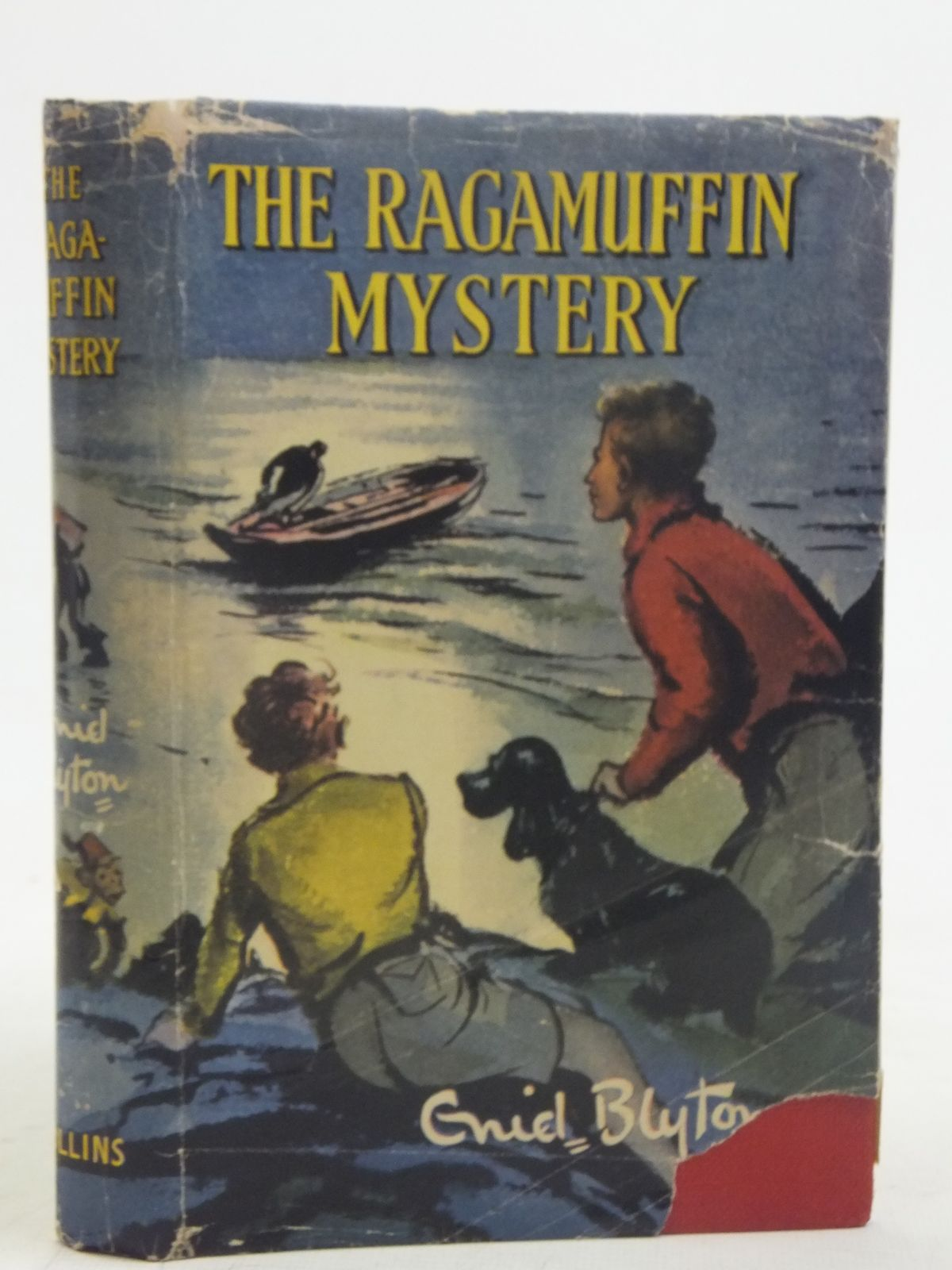 Photo of THE RAGAMUFFIN MYSTERY written by Blyton, Enid illustrated by Dunlop, Gilbert published by Collins (STOCK CODE: 2116870)  for sale by Stella & Rose's Books