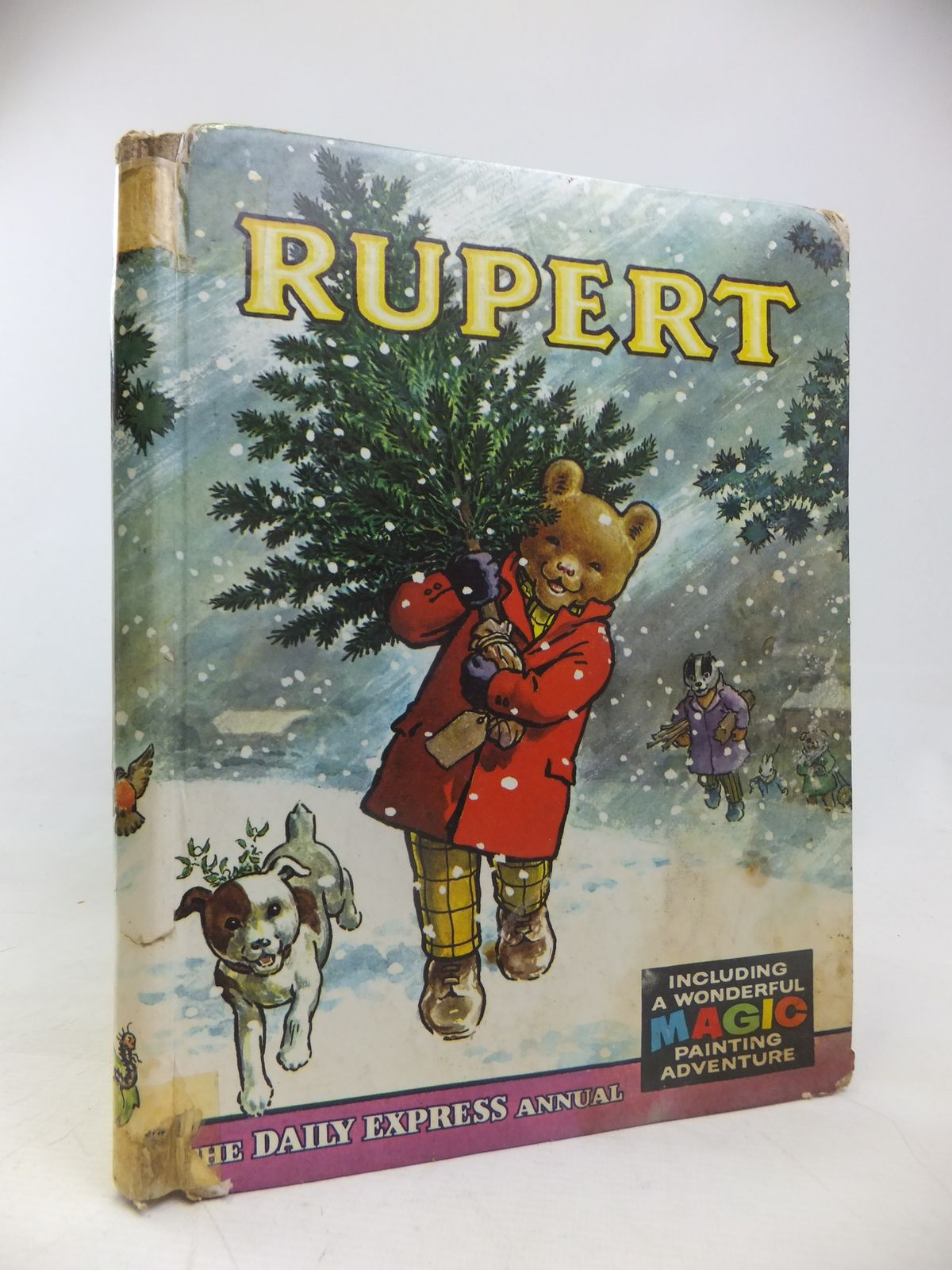 Photo of RUPERT ANNUAL 1965 written by Bestall, Alfred illustrated by Bestall, Alfred published by Daily Express (STOCK CODE: 2116909)  for sale by Stella & Rose's Books