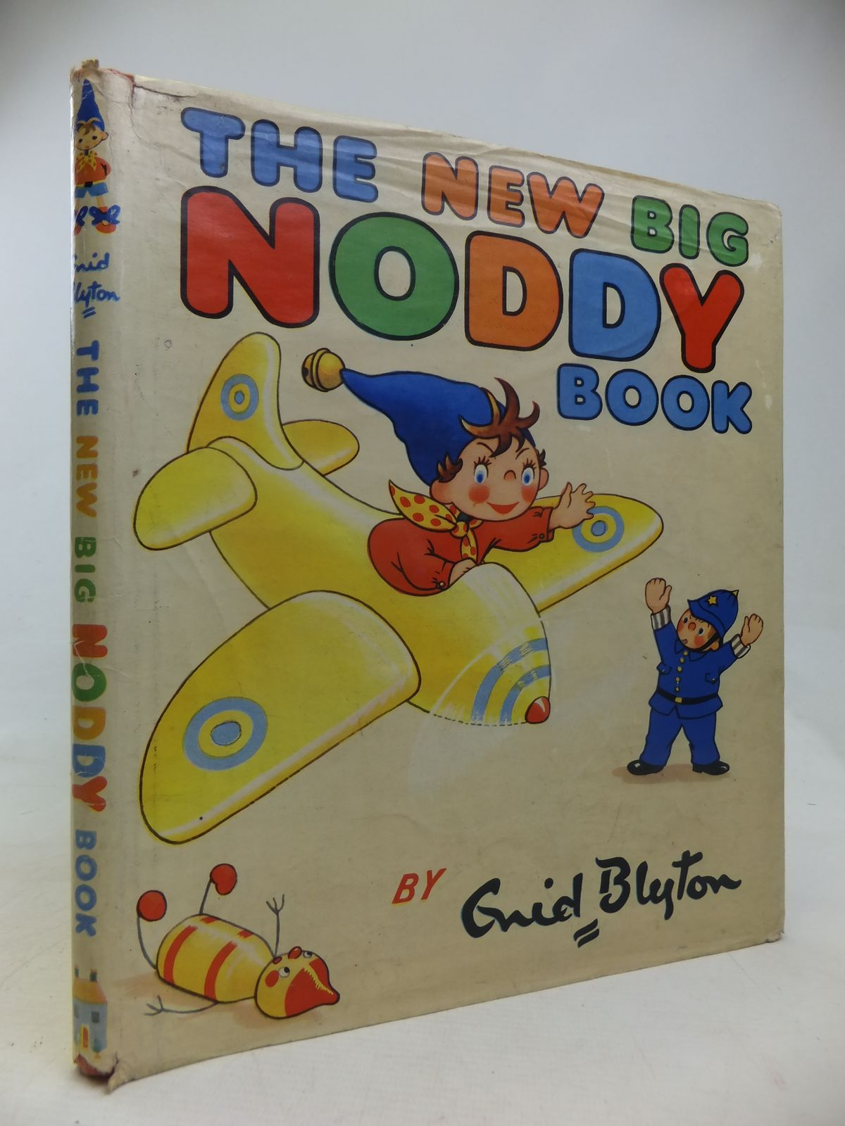 Photo of THE NEW BIG NODDY BOOK- Stock Number: 2116910