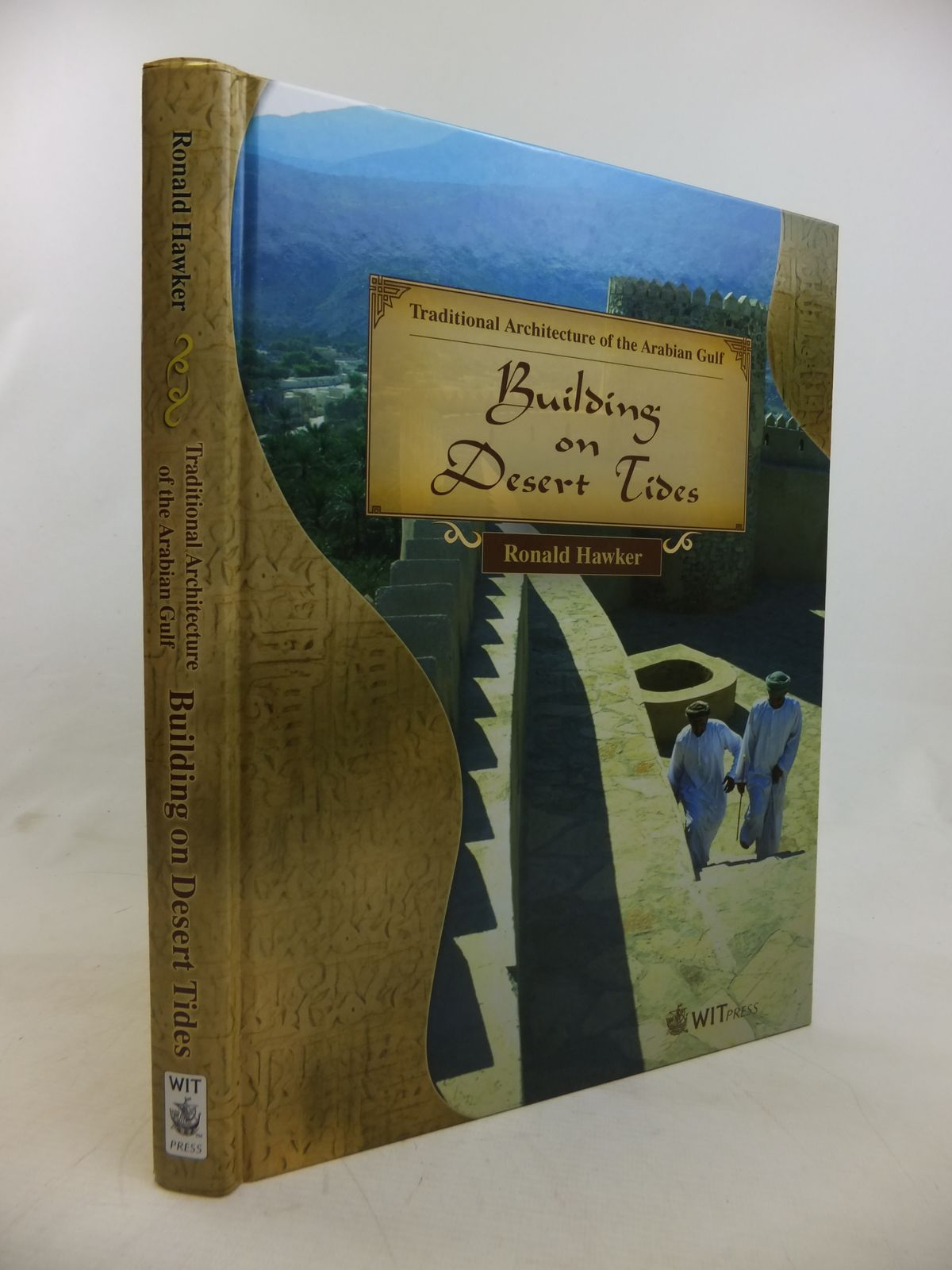 Photo of BUILDING ON DESERT TIDES written by Hawker, Ronald published by Wit Press (STOCK CODE: 2116952)  for sale by Stella & Rose's Books