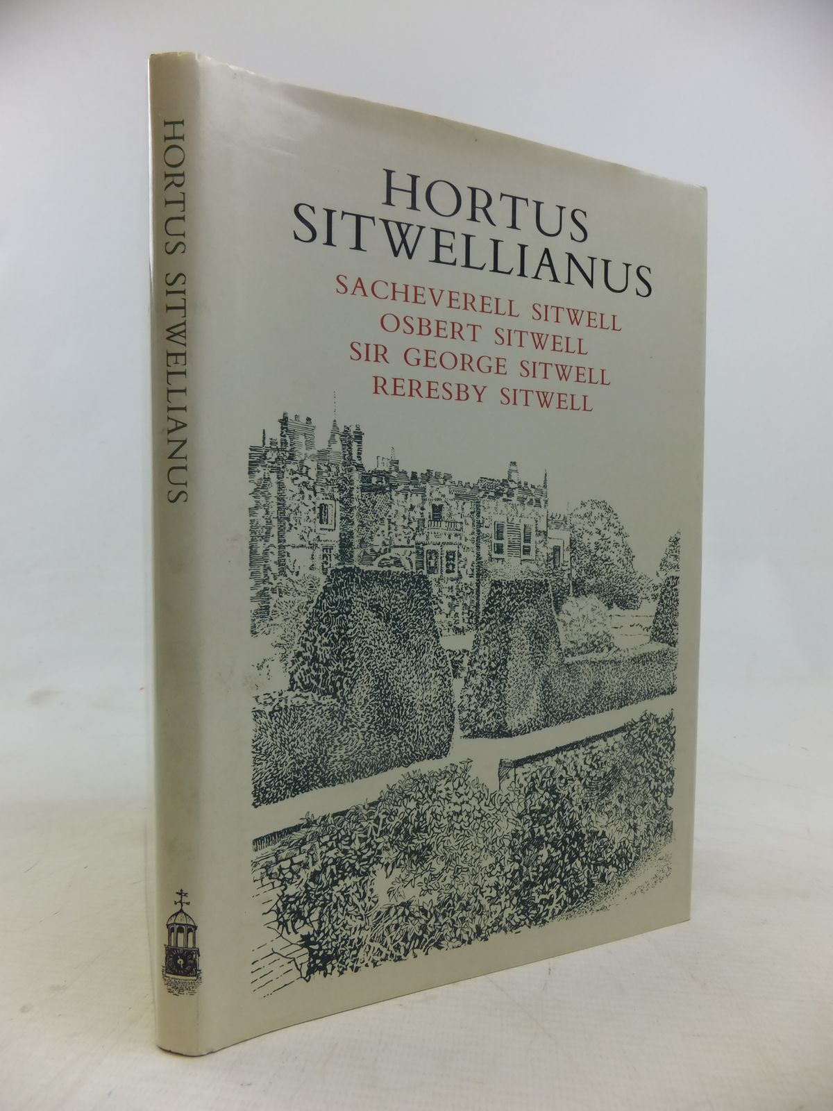 Photo of HORTUS SITWELLIANUS written by Sitwell, Sacheverell<br />Sitwell, Osbert<br />Sitwell, George<br />Sitwell, Reresby illustrated by Edmunds, Meriel published by Michael Russell (STOCK CODE: 2116966)  for sale by Stella & Rose's Books