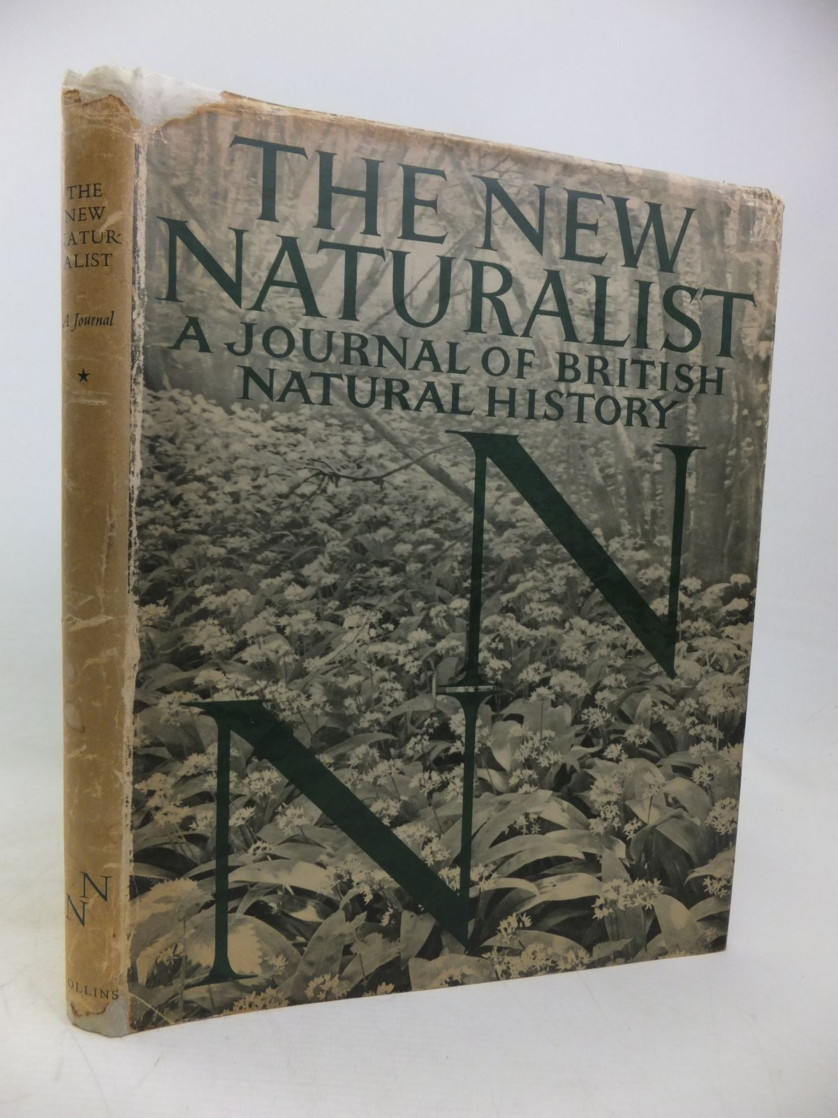 Photo of THE NEW NATURALIST written by Fisher, James published by Collins (STOCK CODE: 2117002)  for sale by Stella & Rose's Books