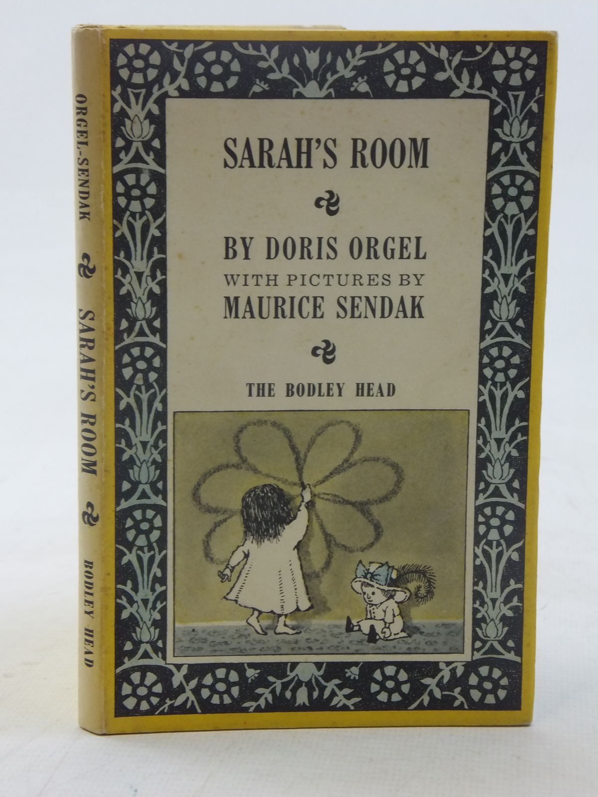 Photo of SARAH'S ROOM written by Orgel, Doris illustrated by Sendak, Maurice published by The Bodley Head (STOCK CODE: 2117196)  for sale by Stella & Rose's Books