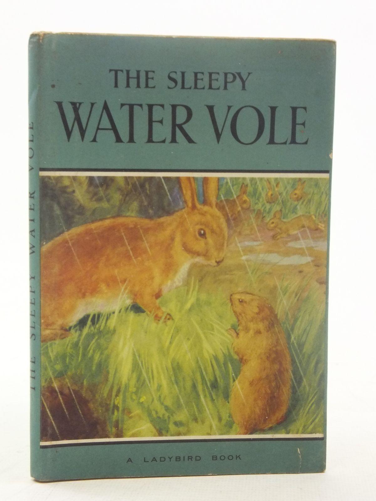 Photo of THE SLEEPY WATER VOLE