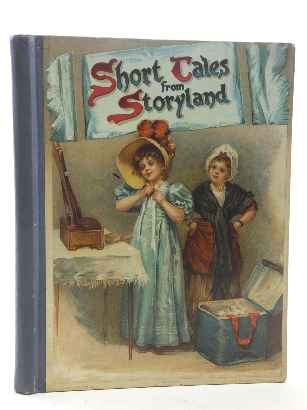 Photo of SHORT TALES FROM STORYLAND written by Everett-Green, Evelyn illustrated by Lucas, Mrs Seymour<br />Lance, Eveline published by Ernest Nister, E.P. Dutton & Co. (STOCK CODE: 2117285)  for sale by Stella & Rose's Books