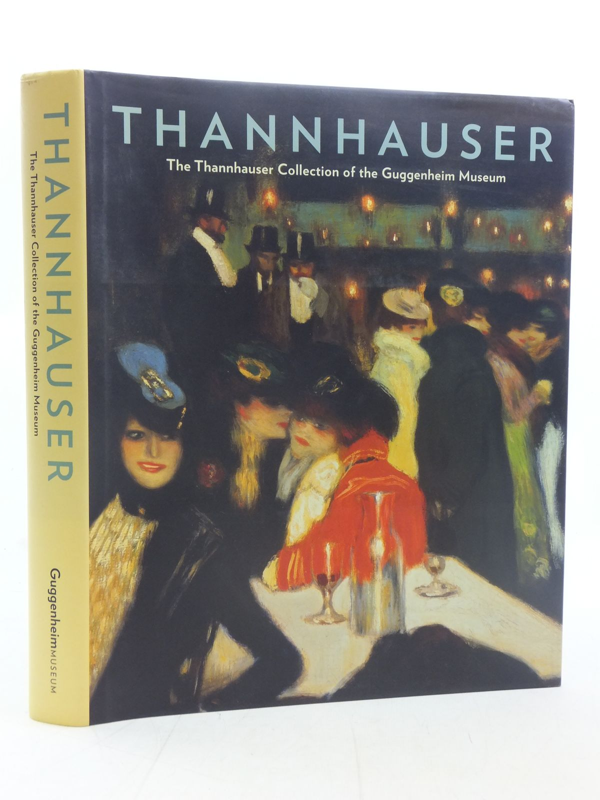 Photo of THANNHAUSER THE THANNHAUSER COLLECTION OF THE GUGGENHEIM MUSEUM written by Drutt, Matthew<br />Tucker, Paul<br />Licht, Fred<br />Flam, Jack<br />Rosenblum, Robert<br />et al, illustrated by Braque, Georges<br />Cezanne, Paul<br />Degas, Edgar<br />Manet, Edouard<br />Picasso, Pablo<br />Pissarro, Camille<br />Renoir, Auguste<br />Toulouse-Lautrec, H. De<br />et al., published by Guggenheim Museum (STOCK CODE: 2117310)  for sale by Stella & Rose's Books