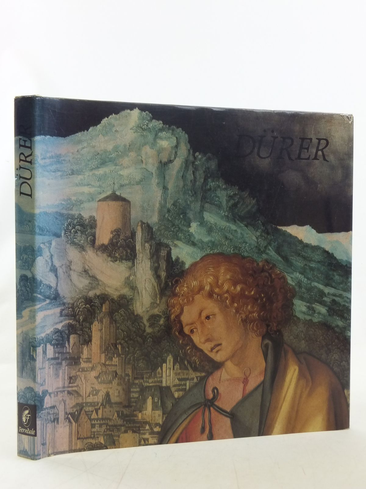 Photo of DURER written by Monneret, Simon illustrated by Durer, Albrecht published by Ferndale Editions (STOCK CODE: 2117314)  for sale by Stella & Rose's Books