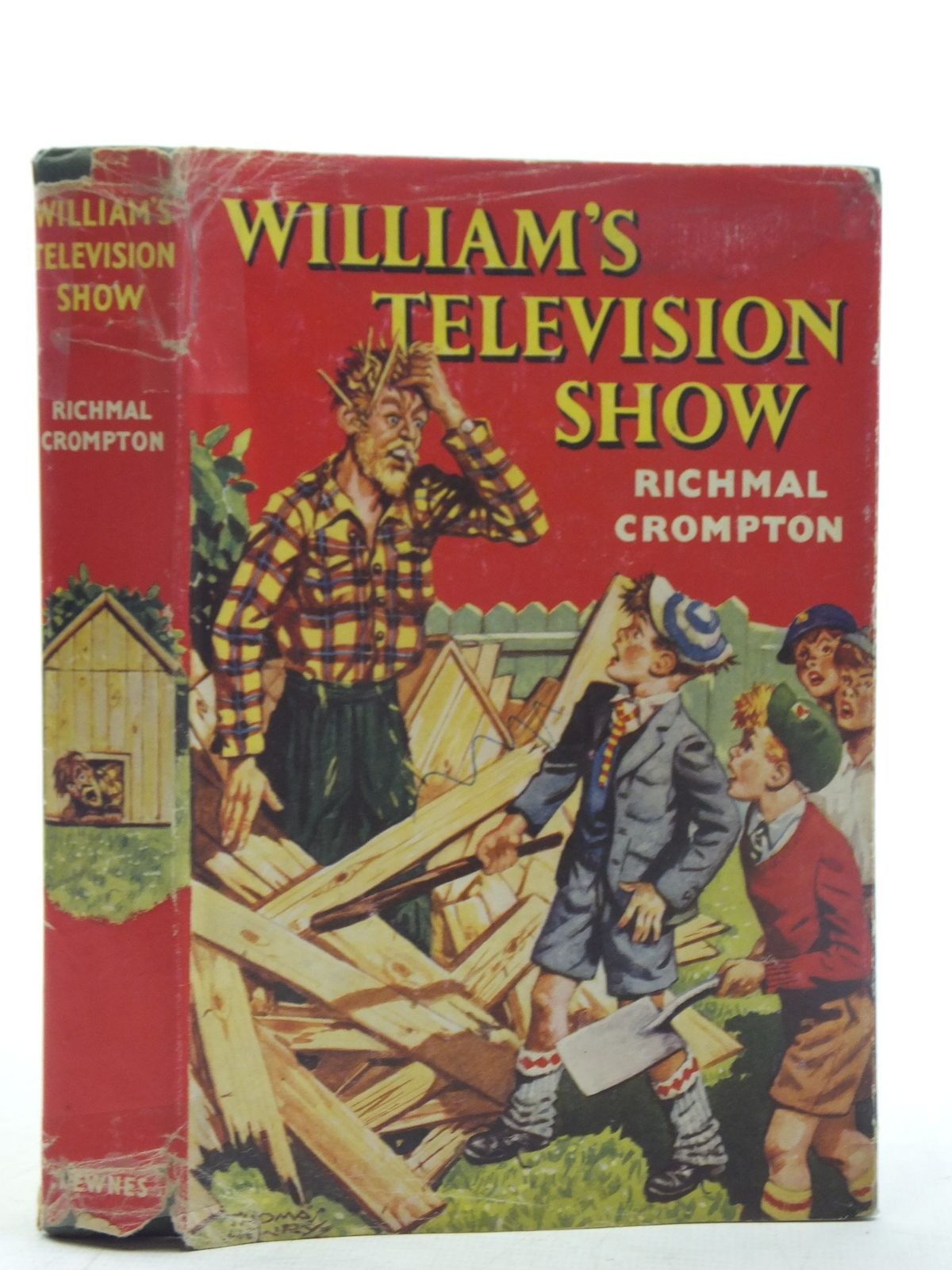 Photo of WILLIAM'S TELEVISION SHOW- Stock Number: 2117557