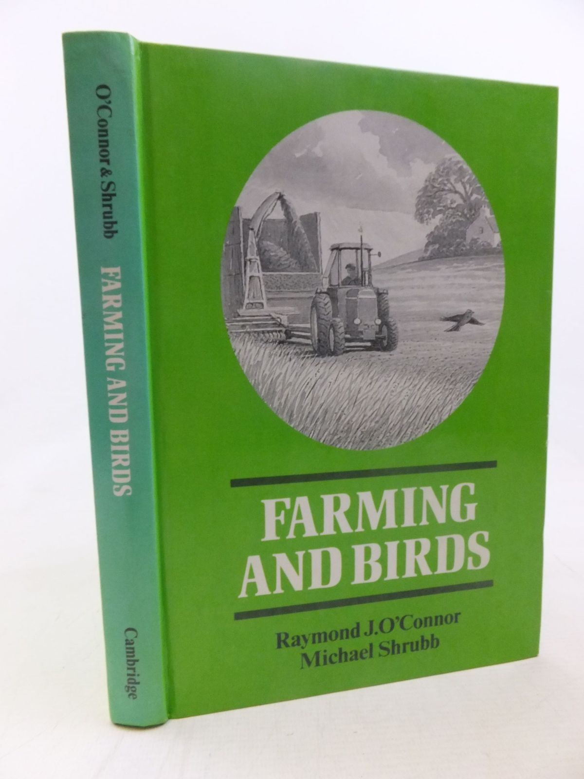 Photo of FARMING AND BIRDS written by O'Connor, Raymond J.<br />Shrubb, Michael illustrated by Watson, Donald published by Cambridge University Press (STOCK CODE: 2117643)  for sale by Stella & Rose's Books
