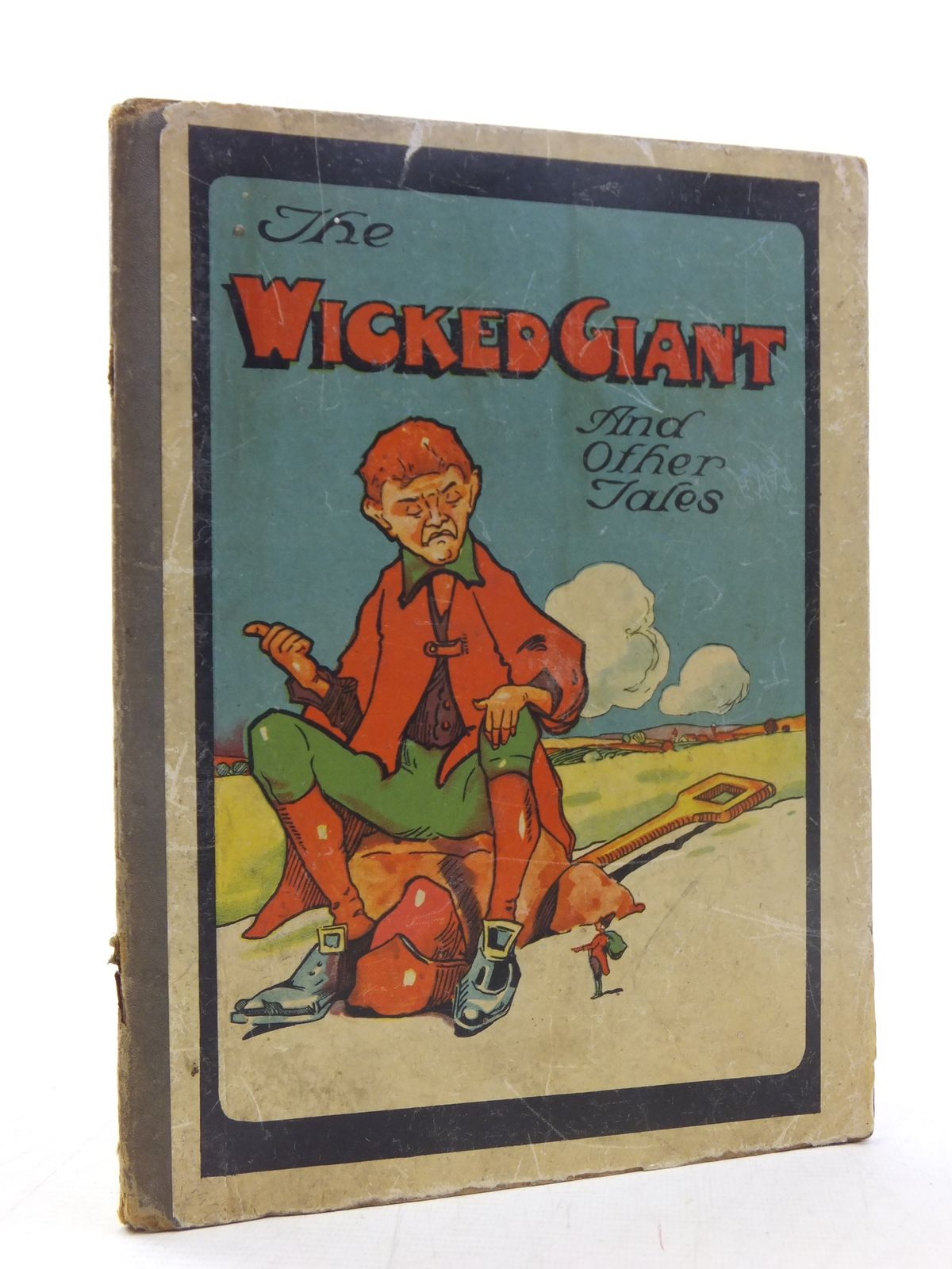 Photo of THE WICKED GIANT AND OTHER TALES (STOCK CODE: 2117687)  for sale by Stella & Rose's Books