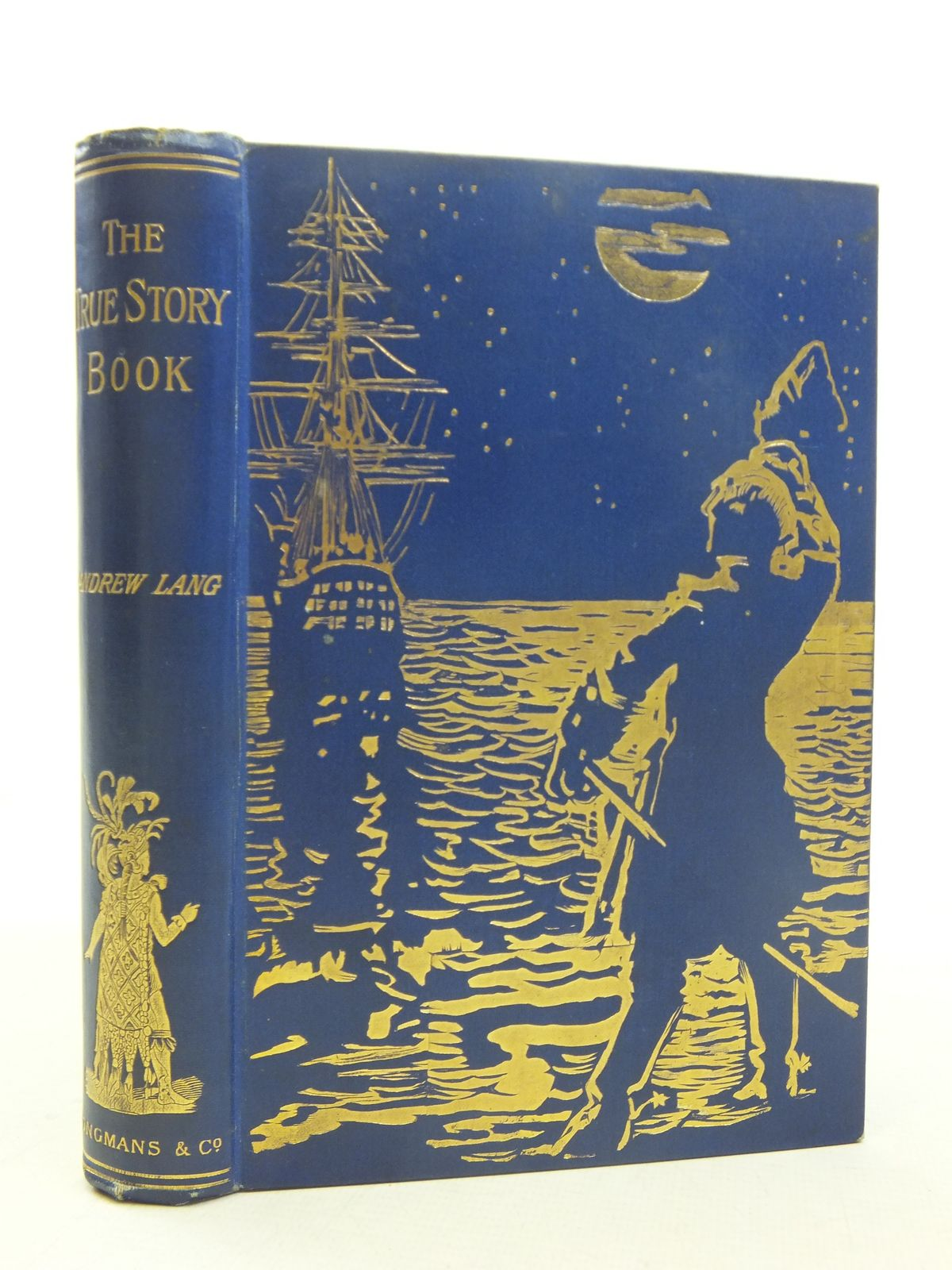 Photo of THE TRUE STORY BOOK written by Lang, Andrew illustrated by Bogle, Lockhart<br />Davis, Lucien<br />Ford, H.J.<br />Kerr, C. H. M.<br />Speed, Lancelot published by Longmans, Green & Co. (STOCK CODE: 2117696)  for sale by Stella & Rose's Books
