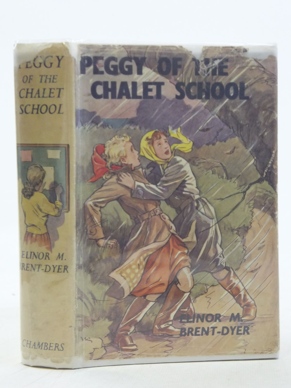 Photo of PEGGY OF THE CHALET SCHOOL- Stock Number: 2117697