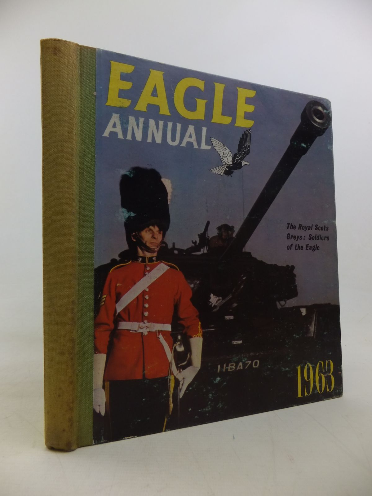 Photo of EAGLE ANNUAL 1963 written by Morris, Marcus published by Longacre Press Ltd. (STOCK CODE: 2117772)  for sale by Stella & Rose's Books